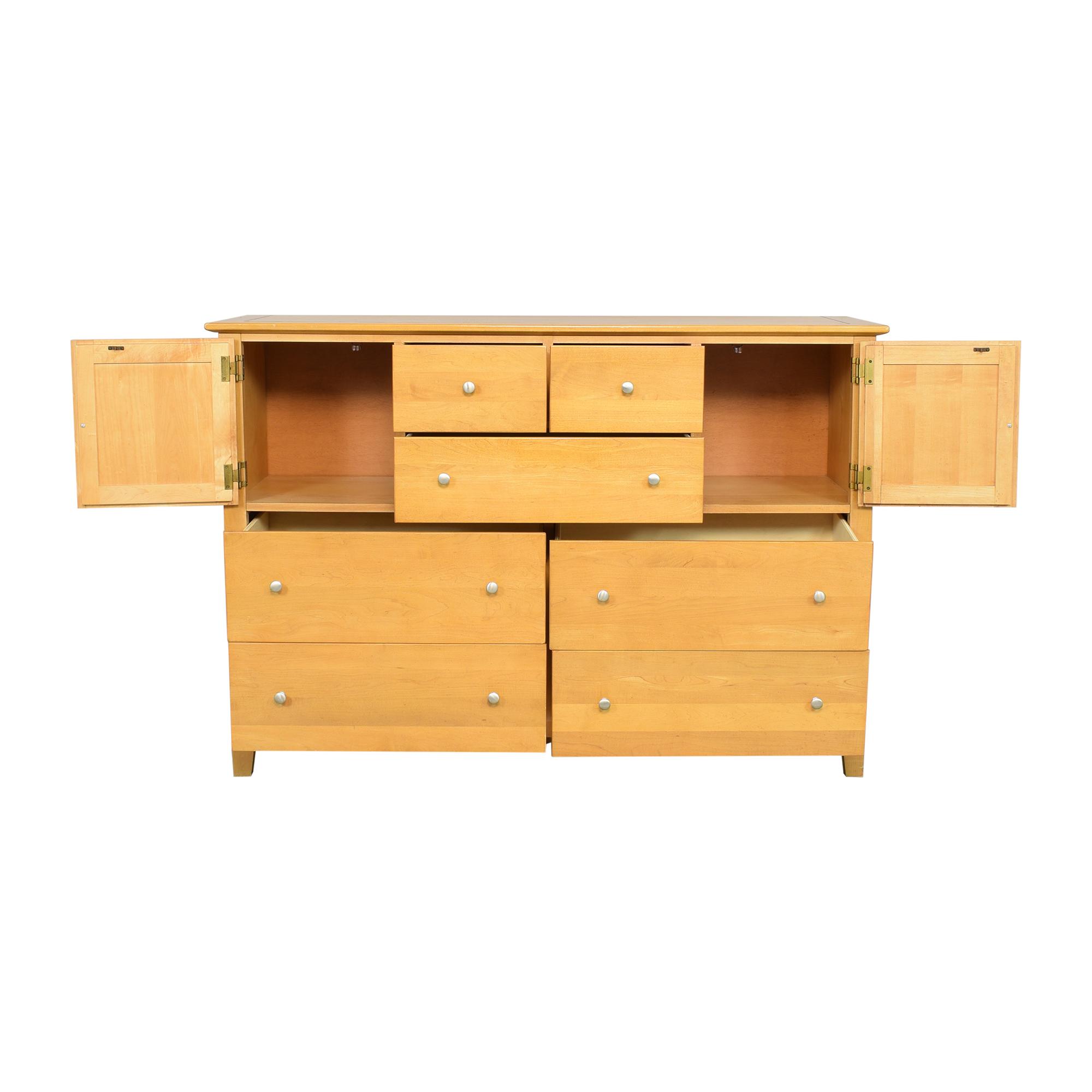 Stanley Furniture Stanley Funiture Double Door Dresser used