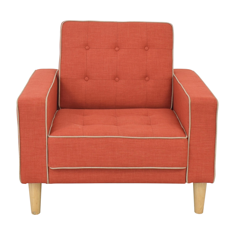 shop Glory Furniture Navi Sleeper Chair Glory Furniture Chairs