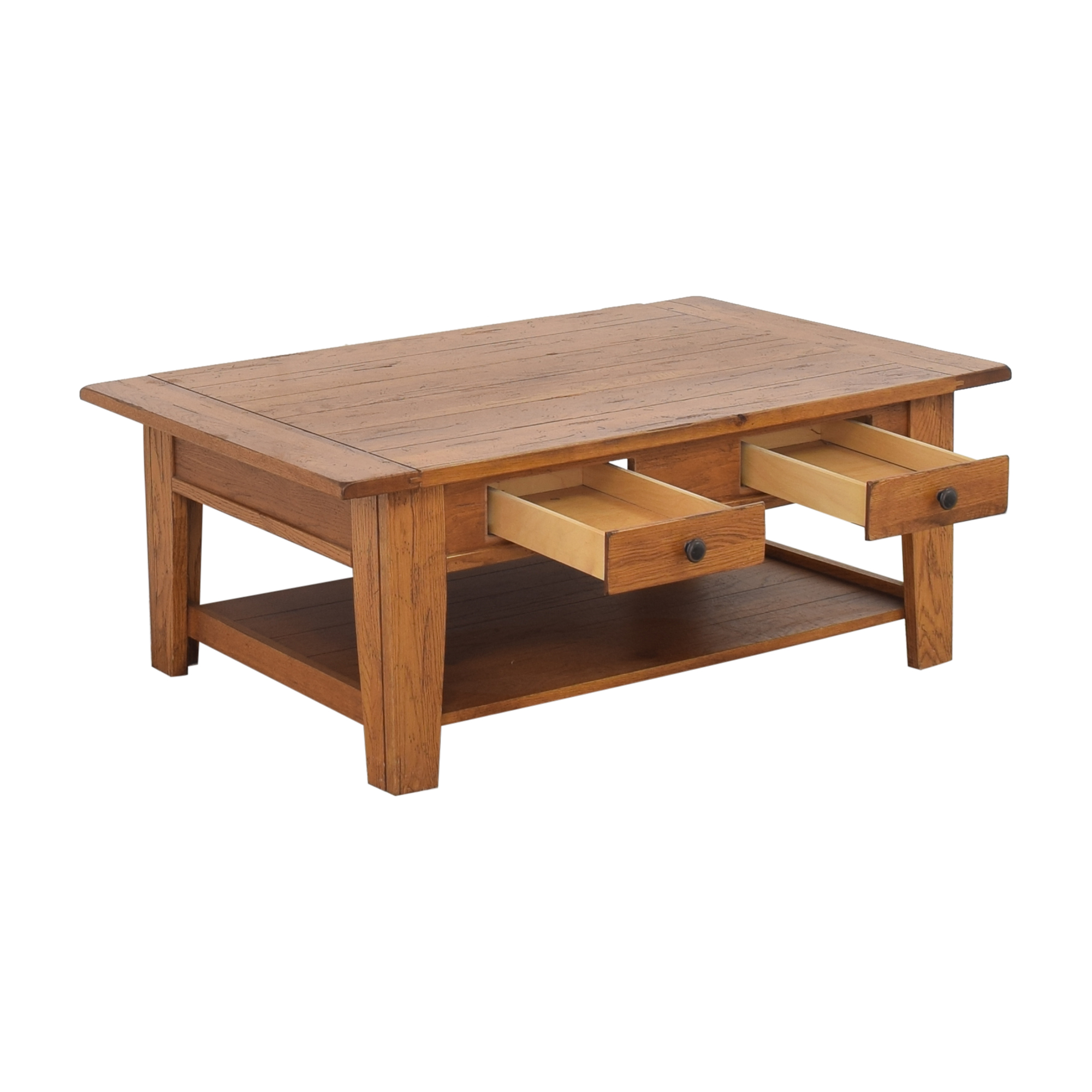 Broyhill Furniture Attic Heirlooms Cocktail Table sale