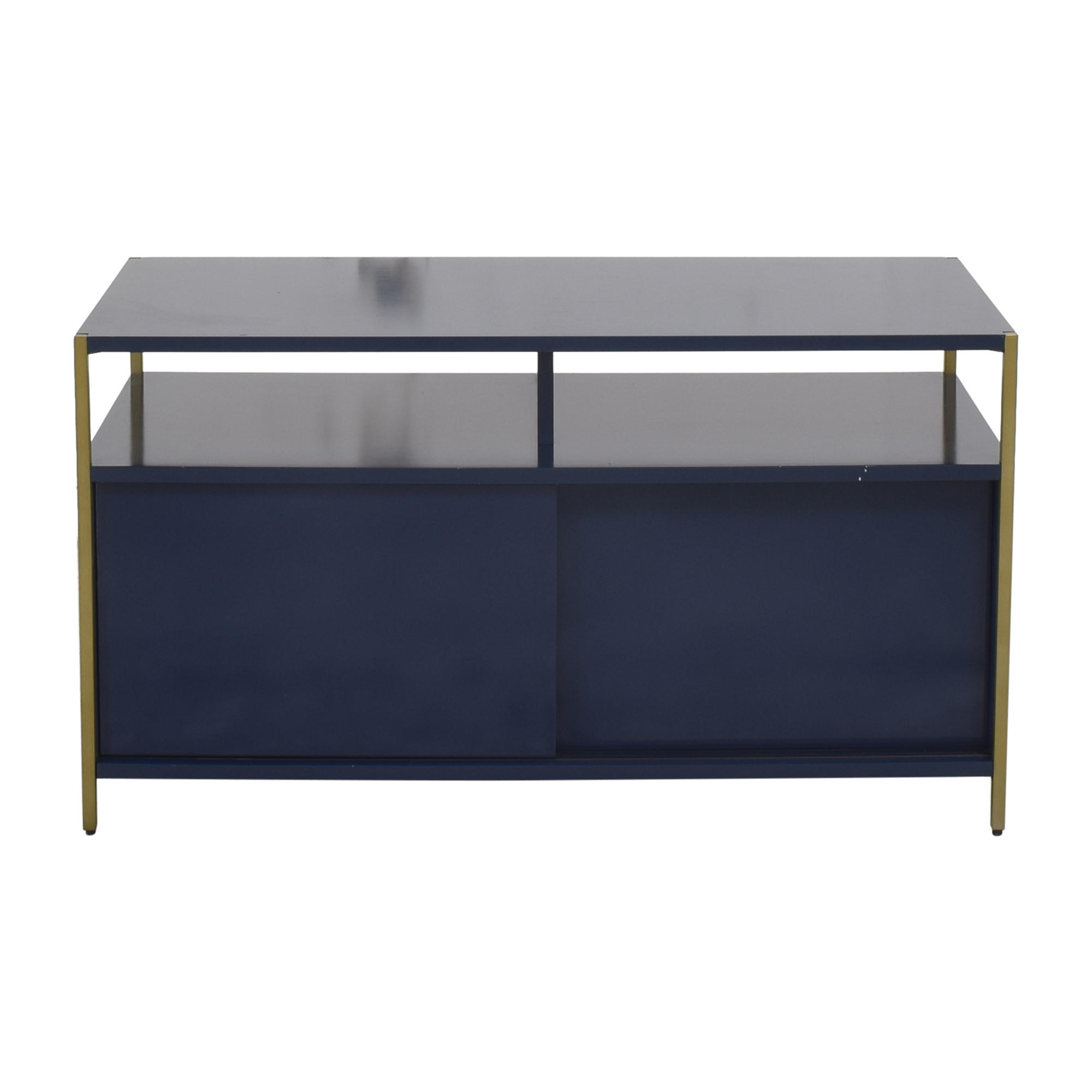 West Elm West Elm Zane Modern Media Console Media Units