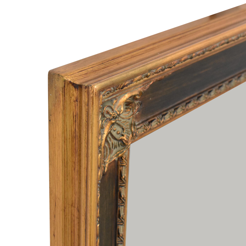 buy Vintage Framed Wall Mirror  Decor