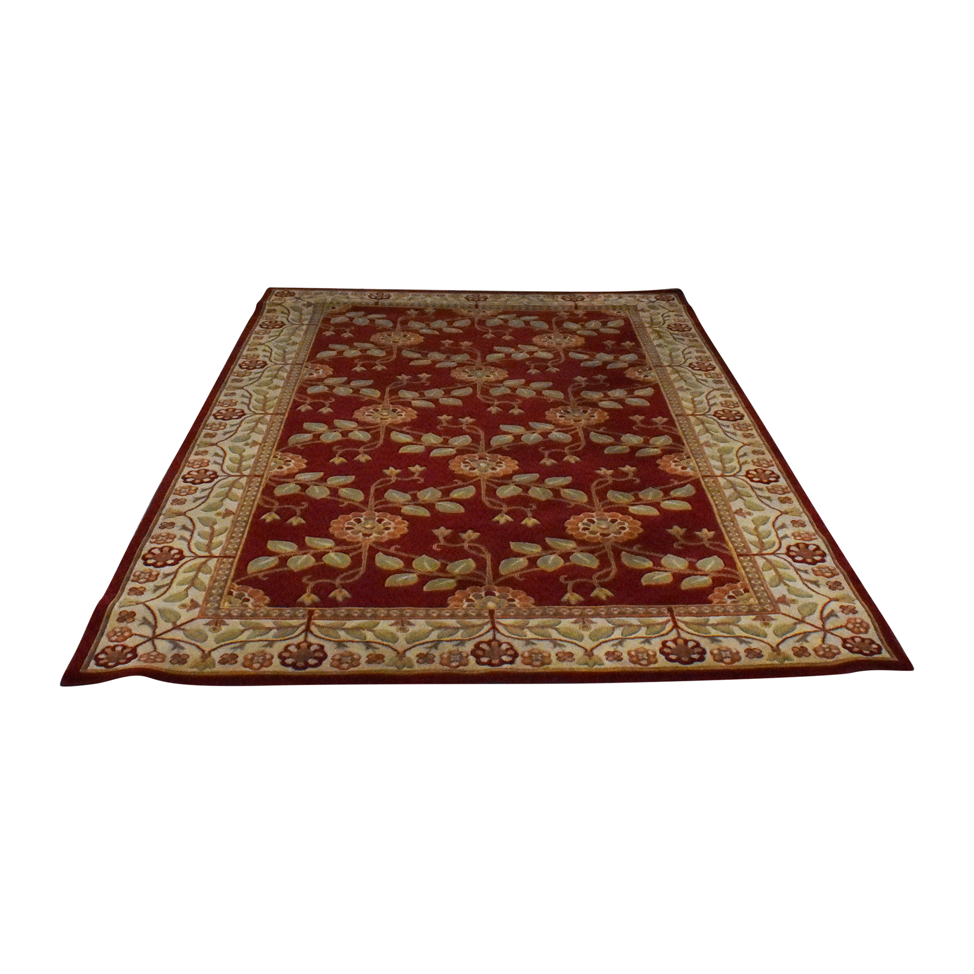 Patterned Area Rug / Decor
