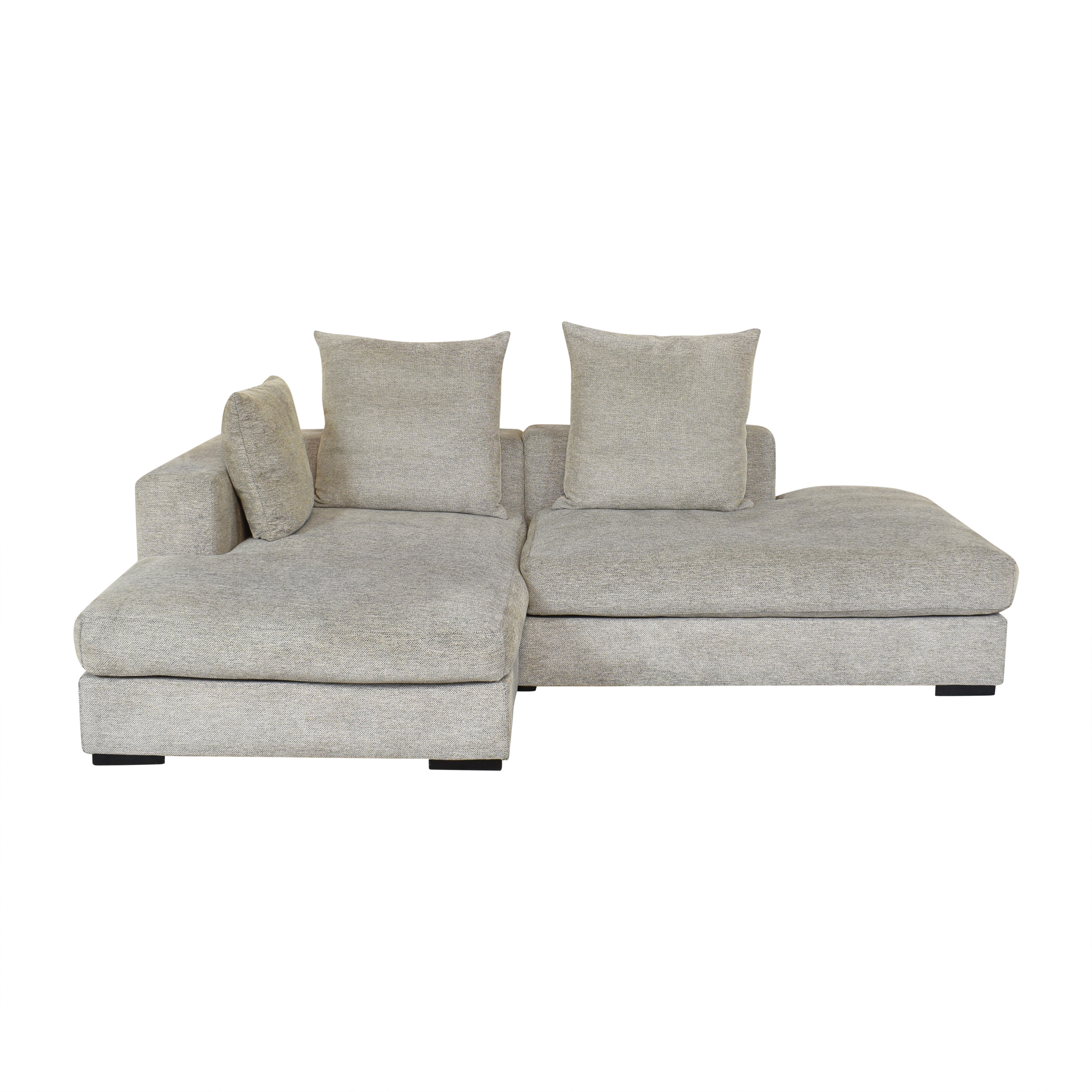 BoConcept Modular Chaise Sofa / Sectionals