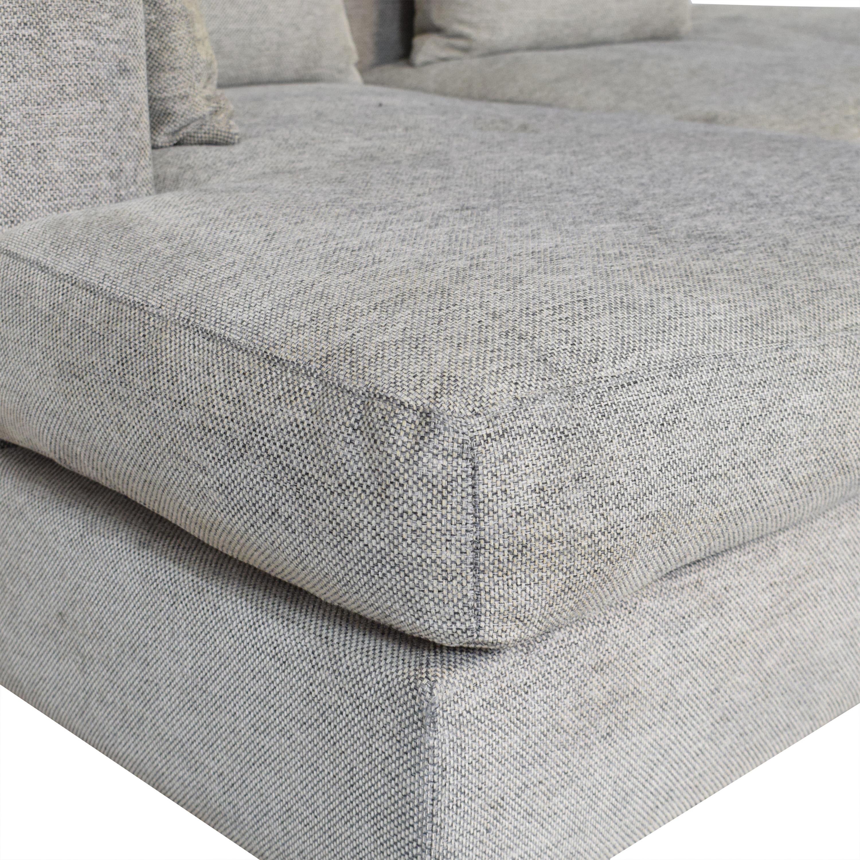 BoConcept BoConcept Modular Chaise Sofa pa