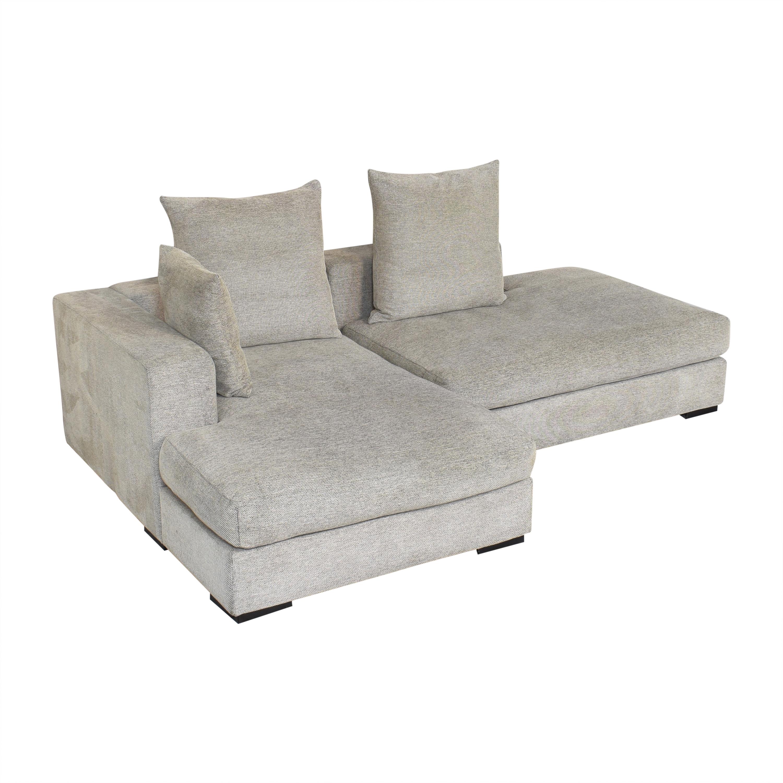 buy BoConcept Modular Chaise Sofa BoConcept Sectionals