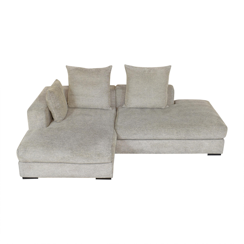 BoConcept BoConcept Modular Chaise Sofa discount