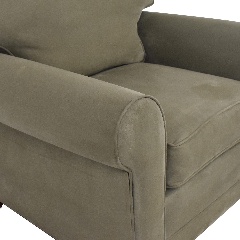 Raymour & Flanigan Raymour & Flanigan Glendora Chair dimensions