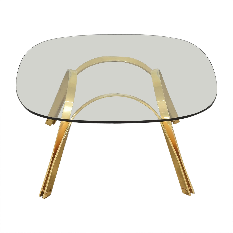 Vintage Style Coffee Table ma