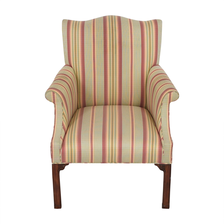 shop Ferrell Mittman Edward Ferrell Striped Accent Chair online