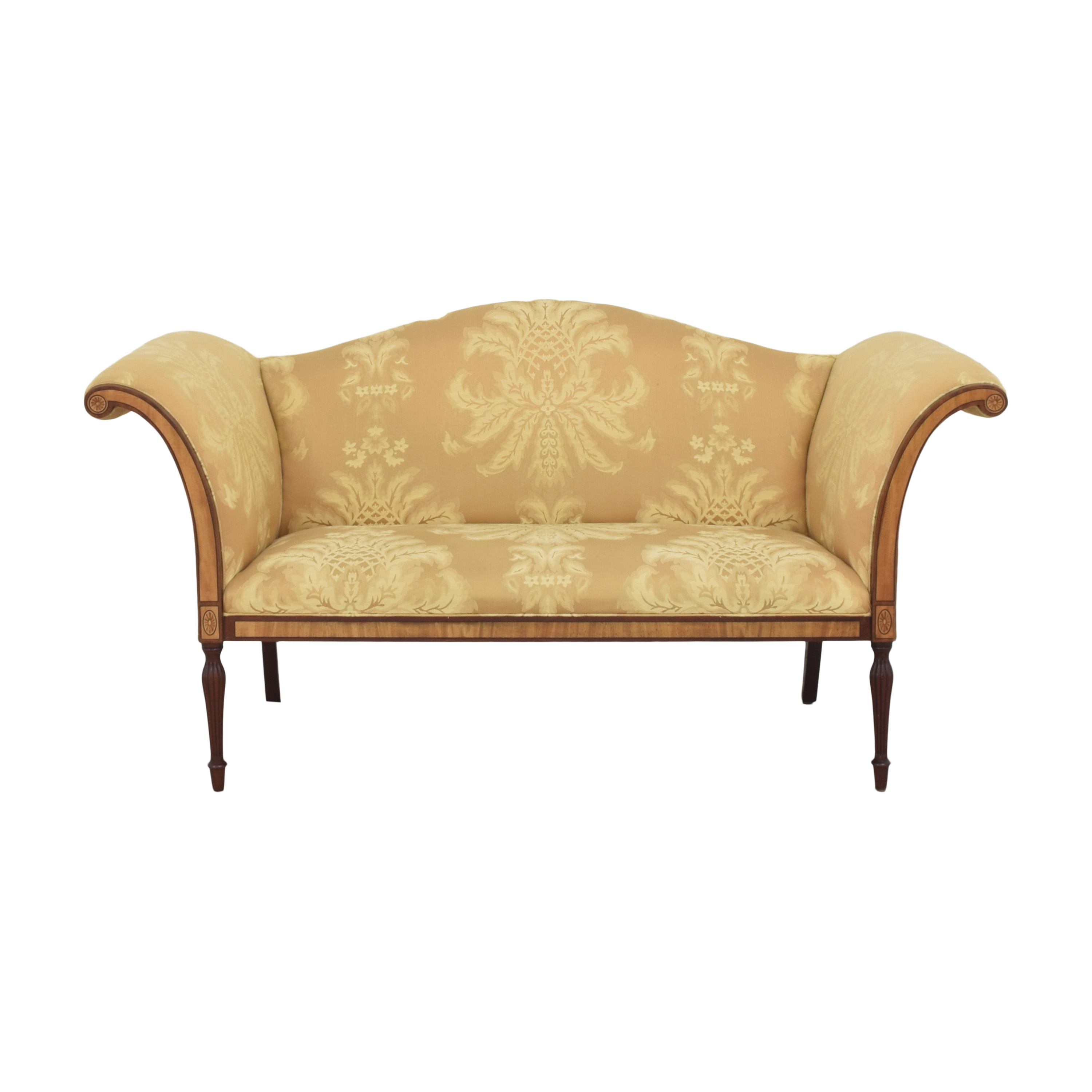 Southwood Southwood Loveseat with Pillows yellow