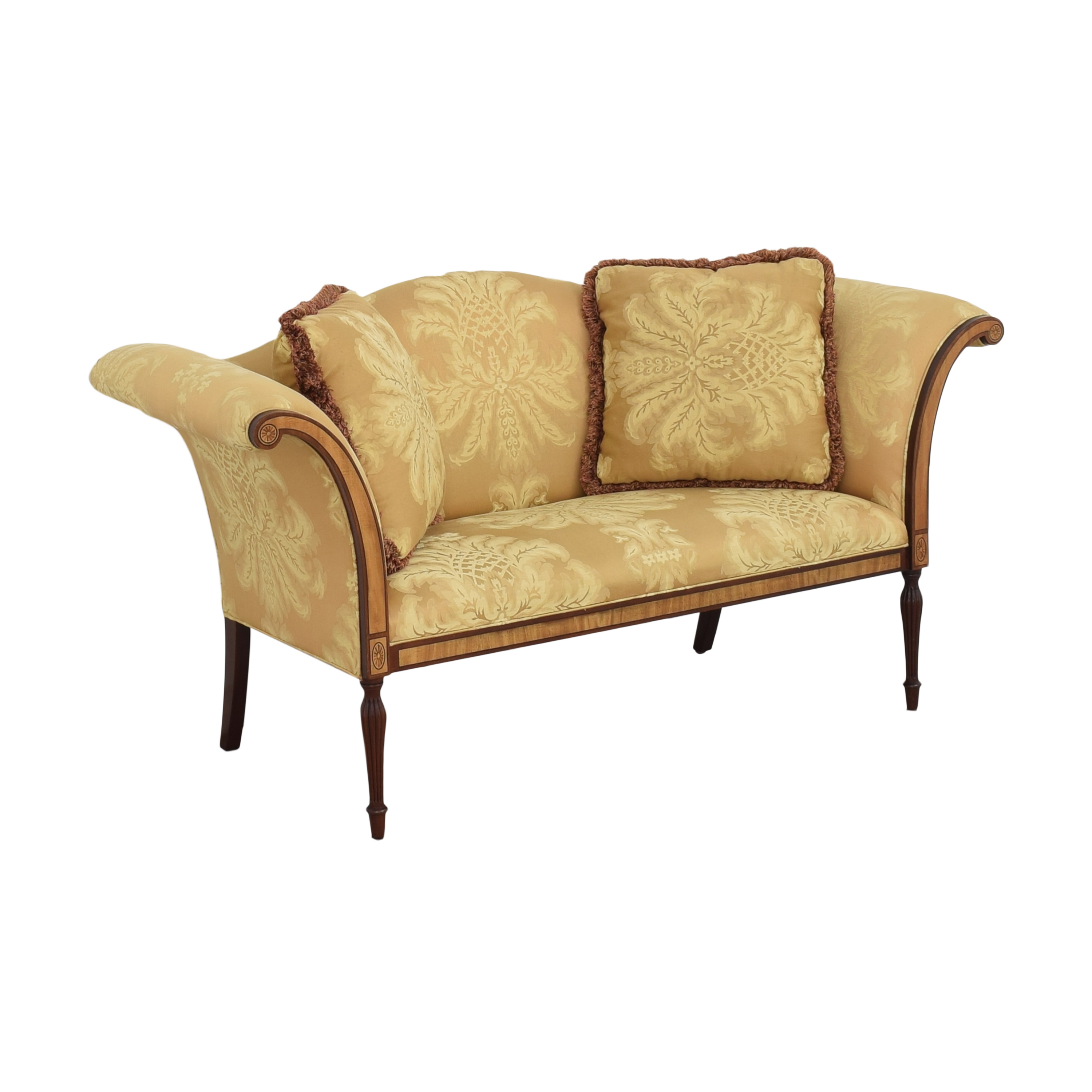 Southwood Southwood Loveseat with Pillows dimensions