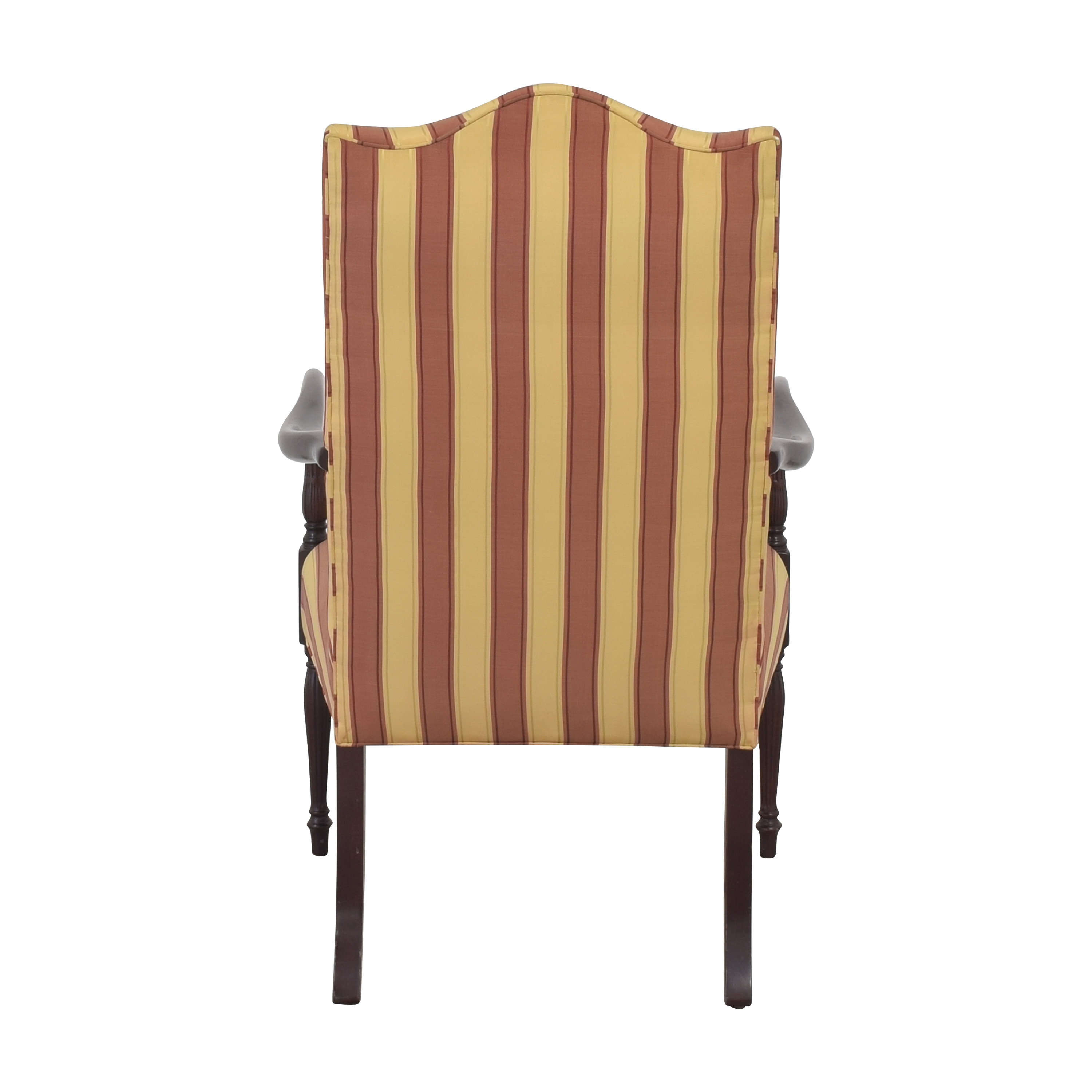 shop Hancock & Moore Striped Accent Chair Hancock and Moore Chairs