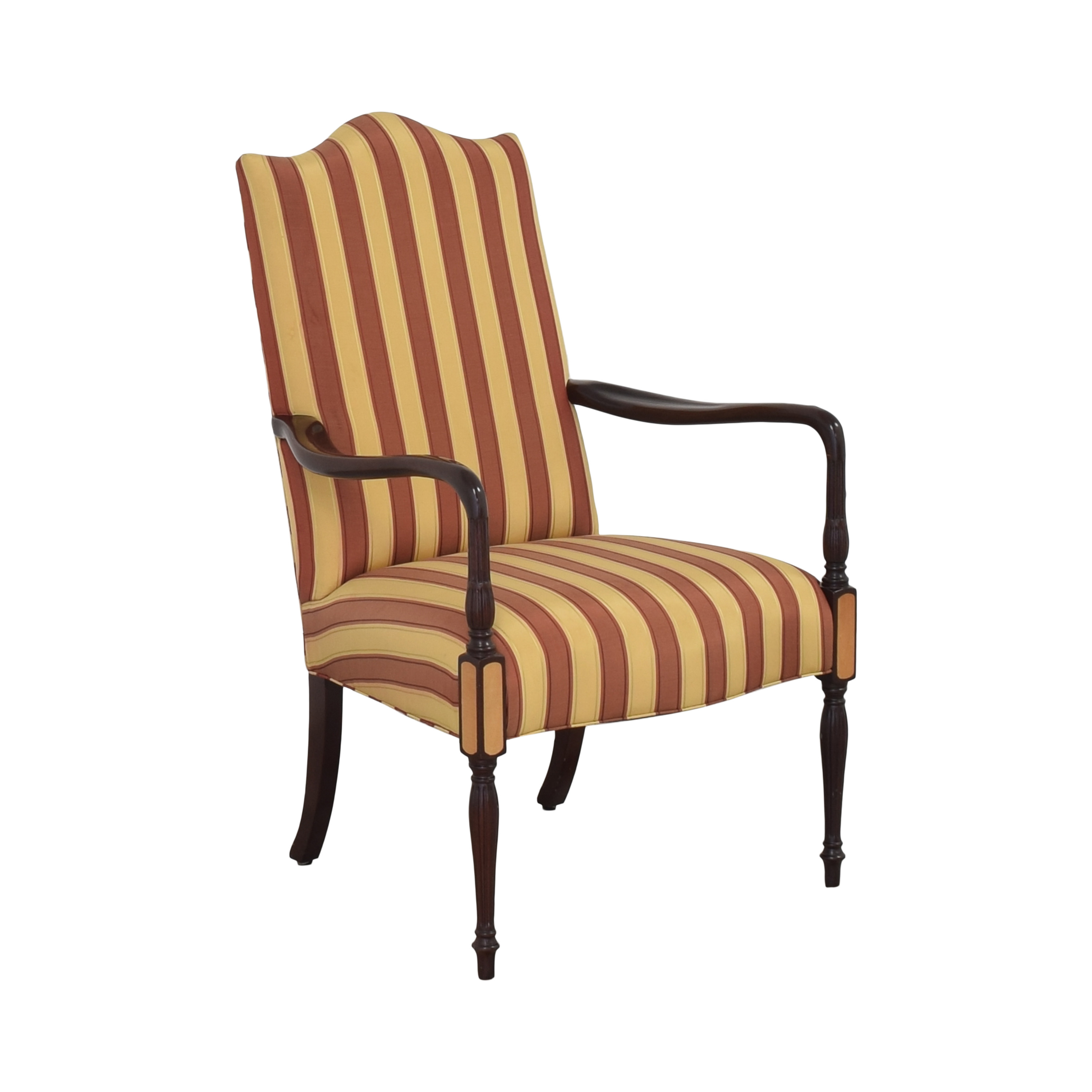 Hancock and Moore Hancock & Moore Striped Accent Chair
