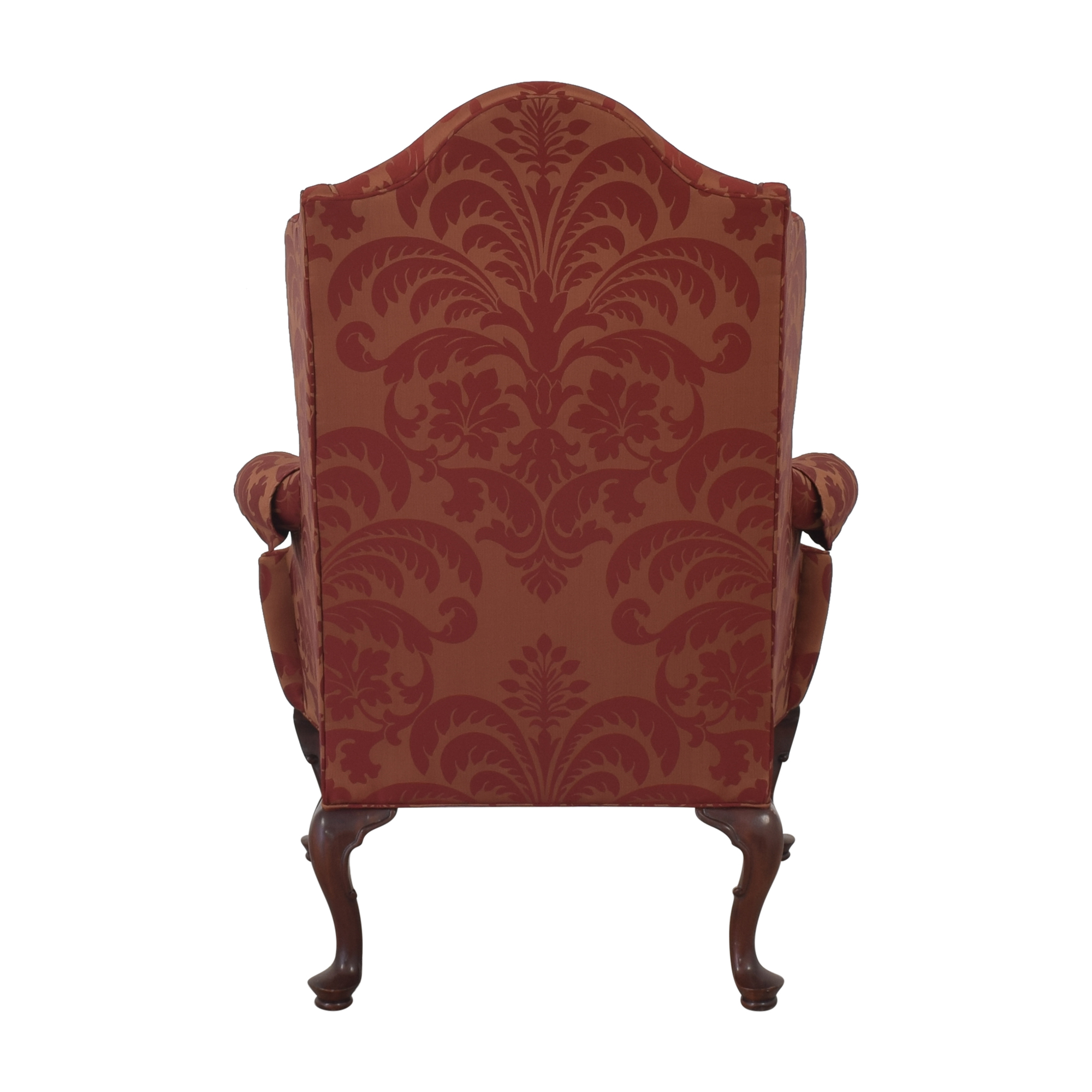 Southwood Southwood Damask Wingback Chair nyc