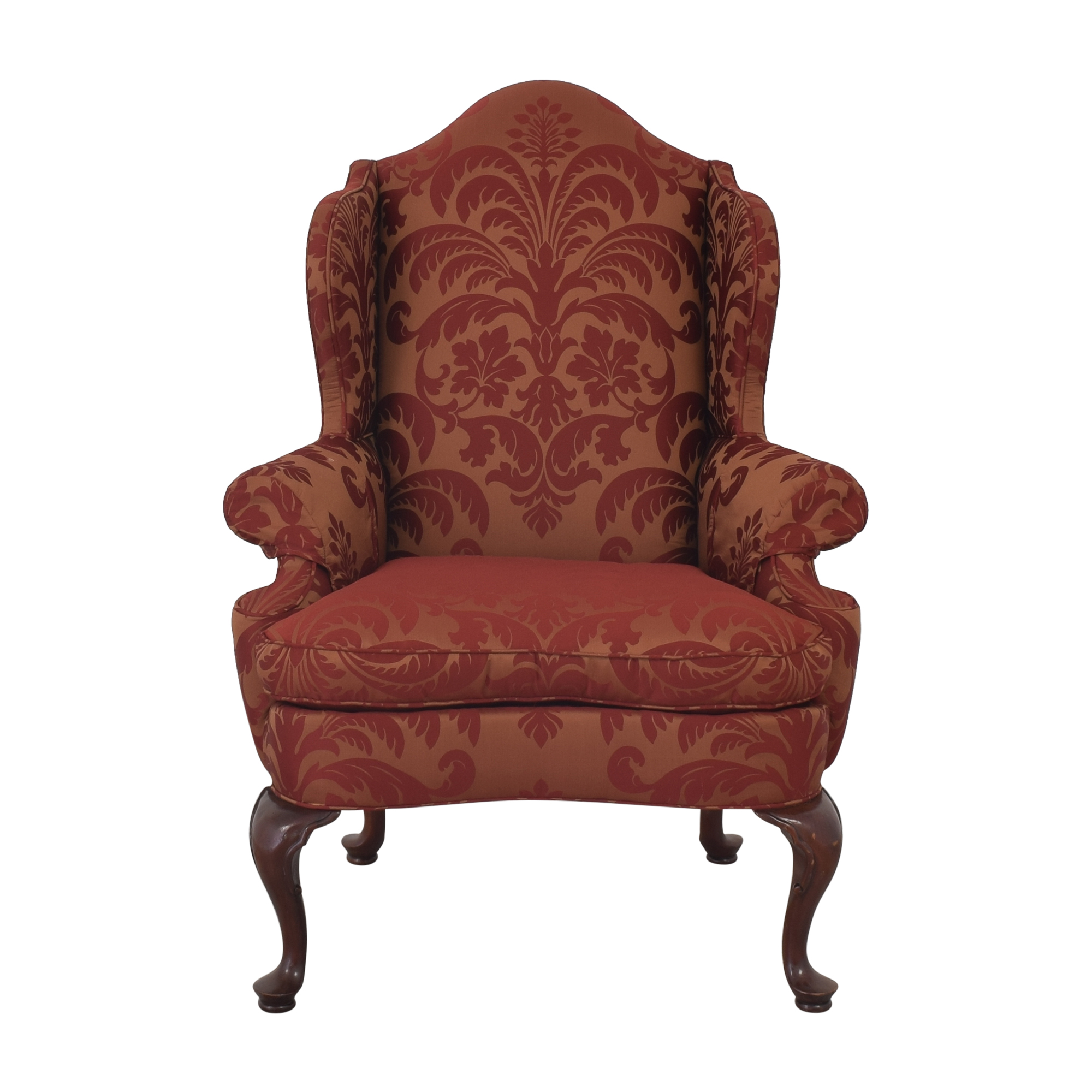 Southwood Southwood Damask Wingback Chair ct