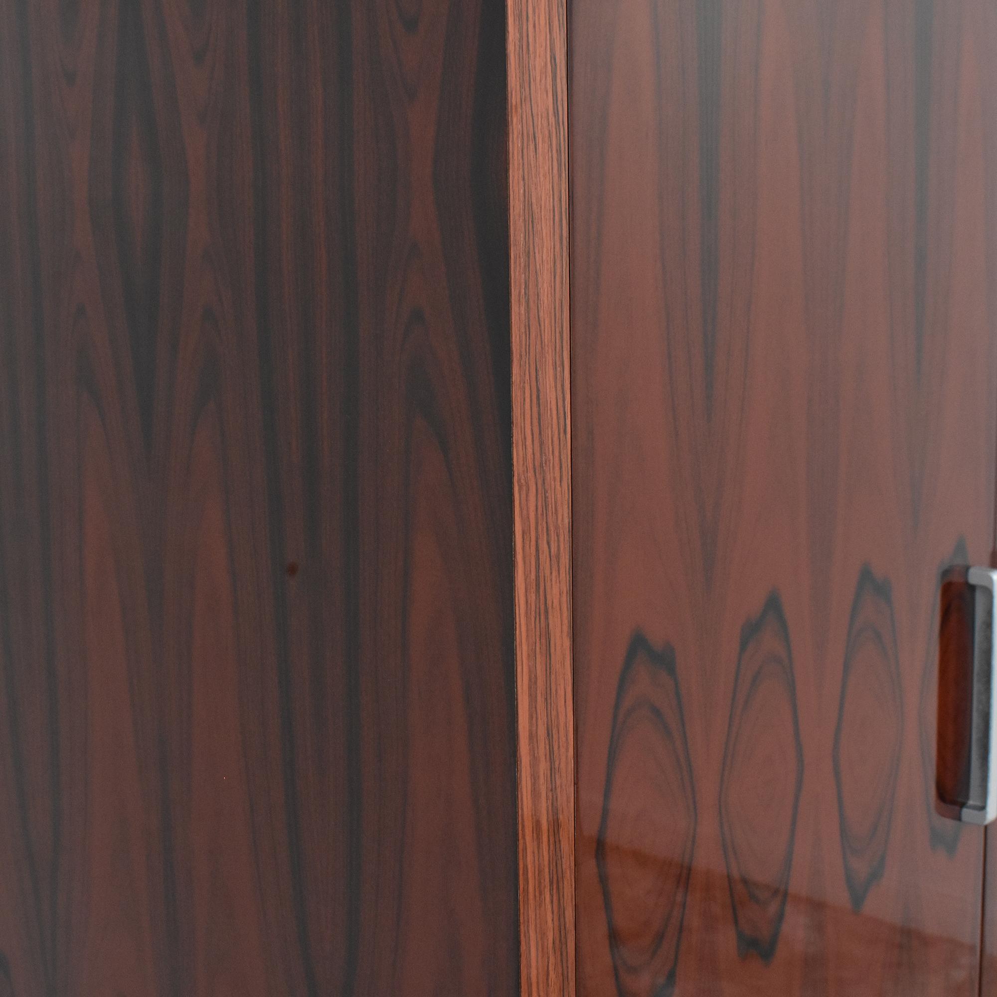 Macy's Macy's Two Door Wardrobe dimensions