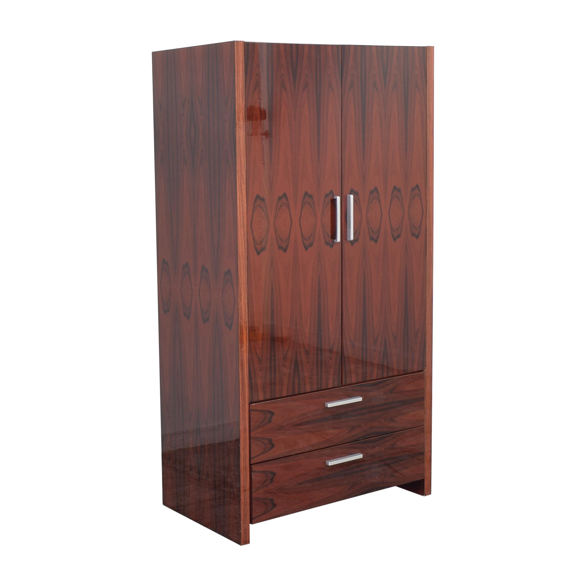 Macy's Macy's Two Door Wardrobe Storage