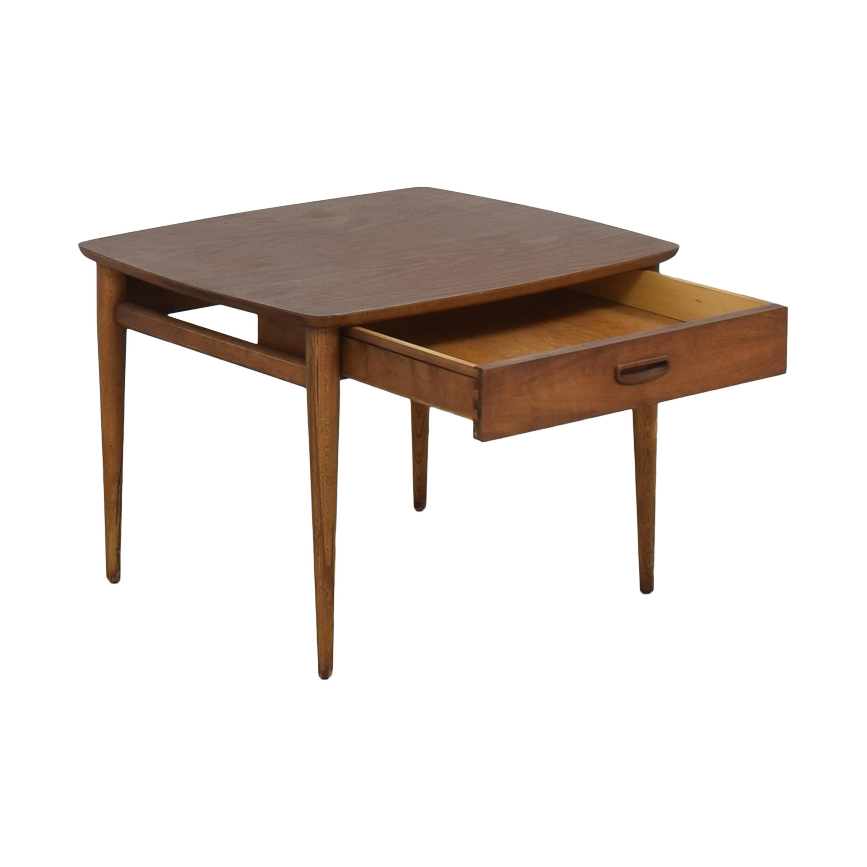 Lane Furniture Lane Furniture Mid-Century End Table dimensions