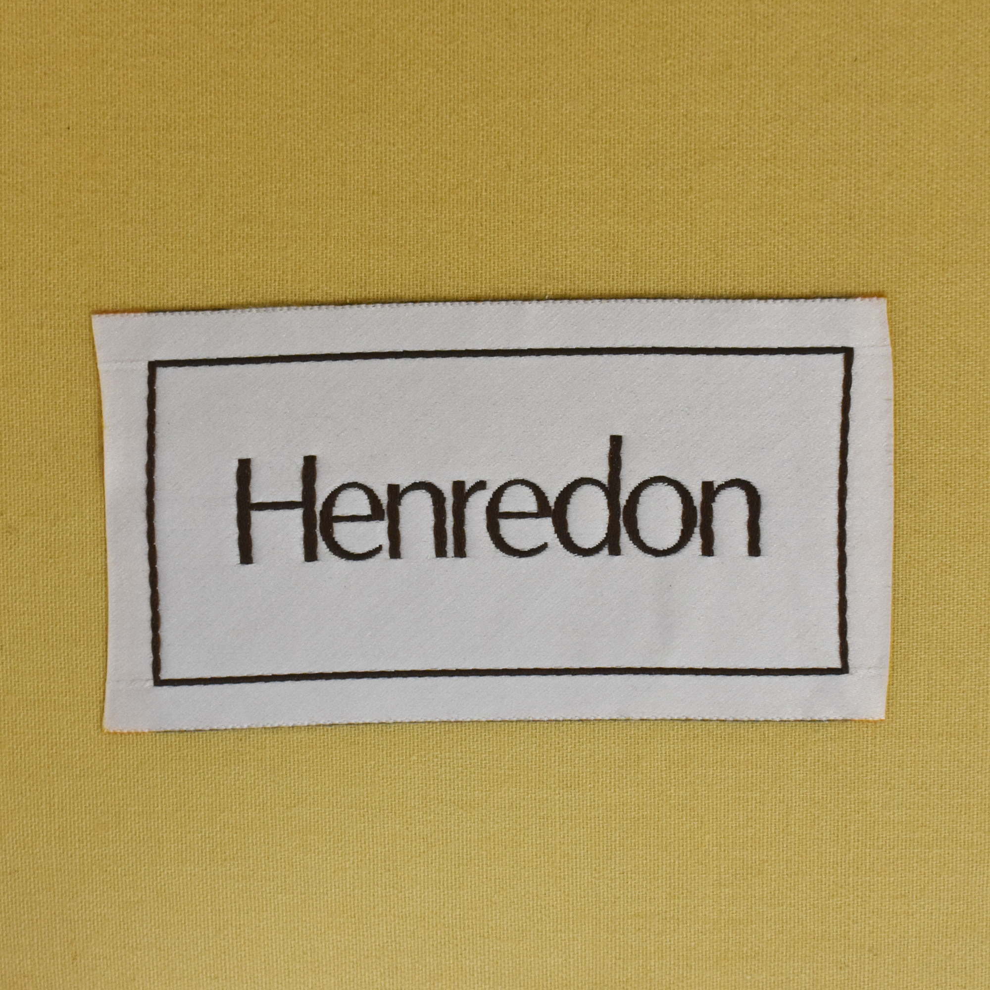 Henredon Furniture Henredon Furniture Floral Roll Arm Sofa coupon