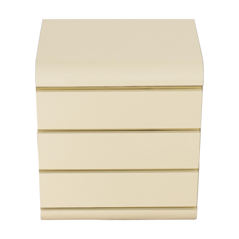 buy Vintage Style Three Drawer Chest  Storage