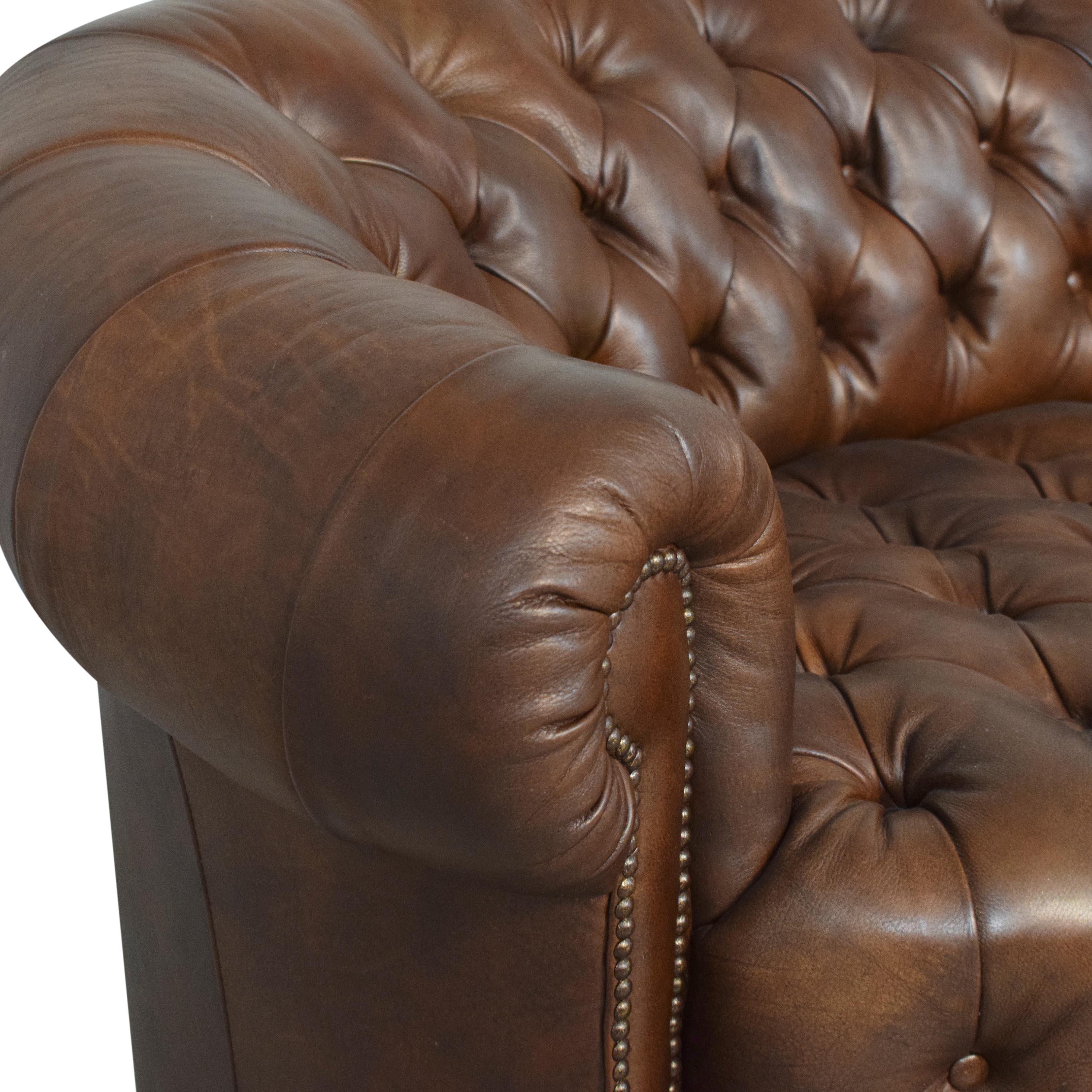 shop Chesterfield Buttoned Sofa  Classic Sofas