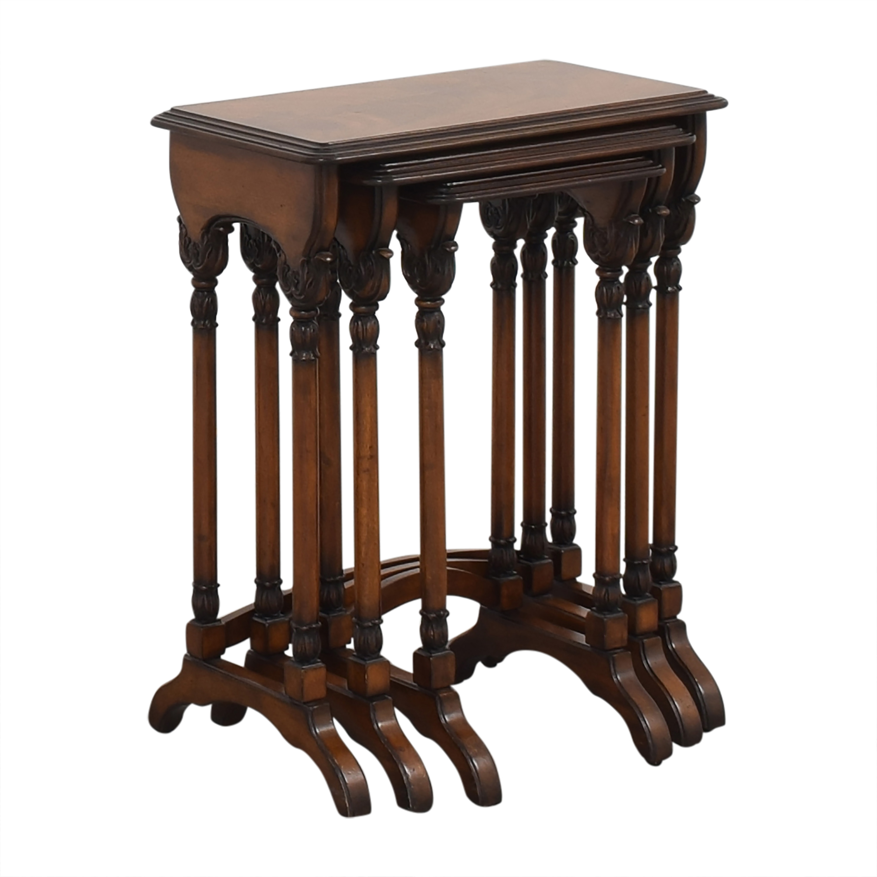 Maison 55 Country Manor Nesting End Tables