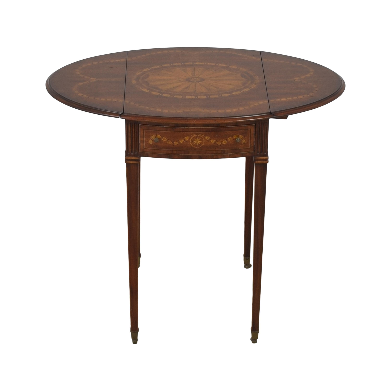 Maitland-Smith Maitland-Smith Drop Leaf Accent Table price