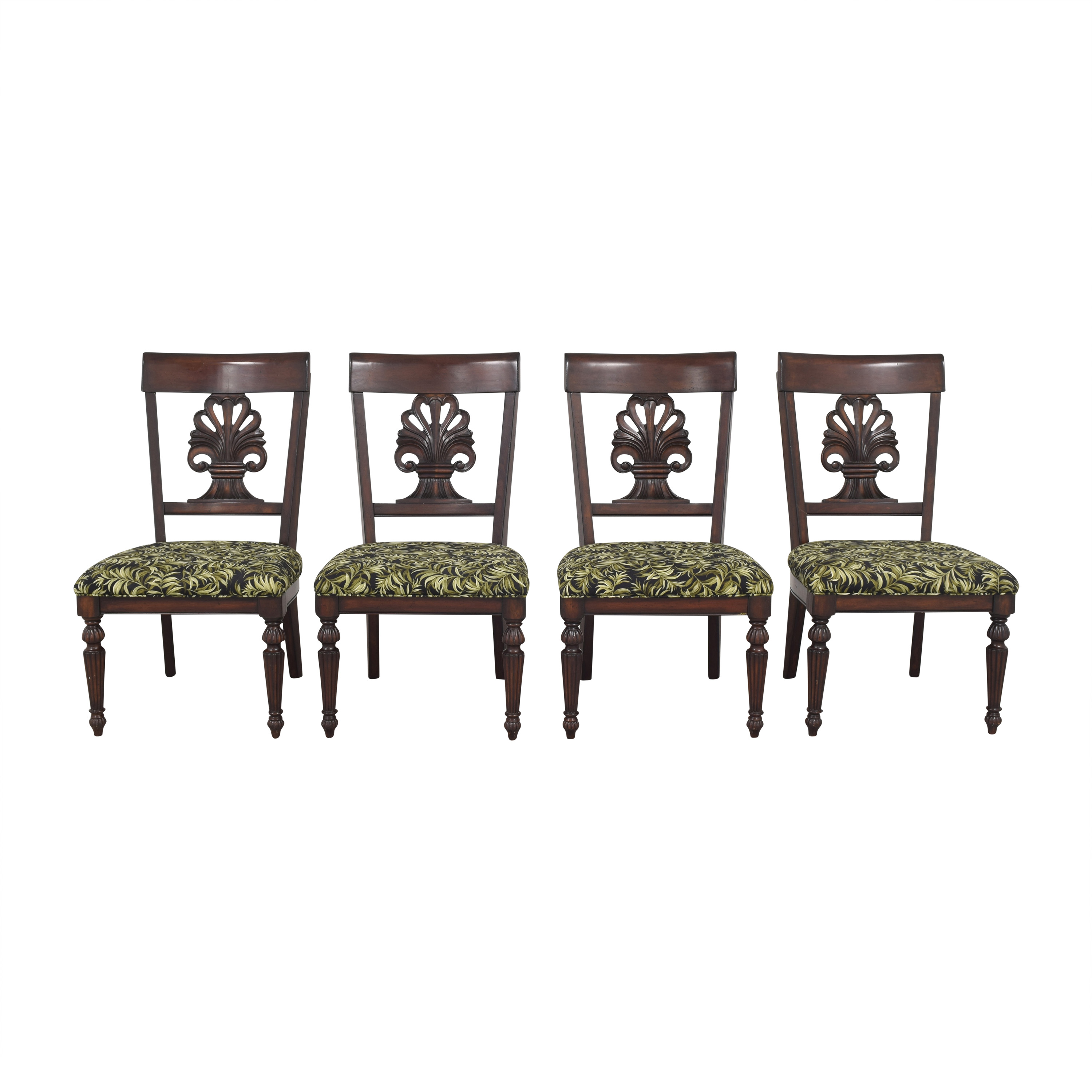 Tommy Bahama Home Tommy Bahama Dining Chairs dimensions