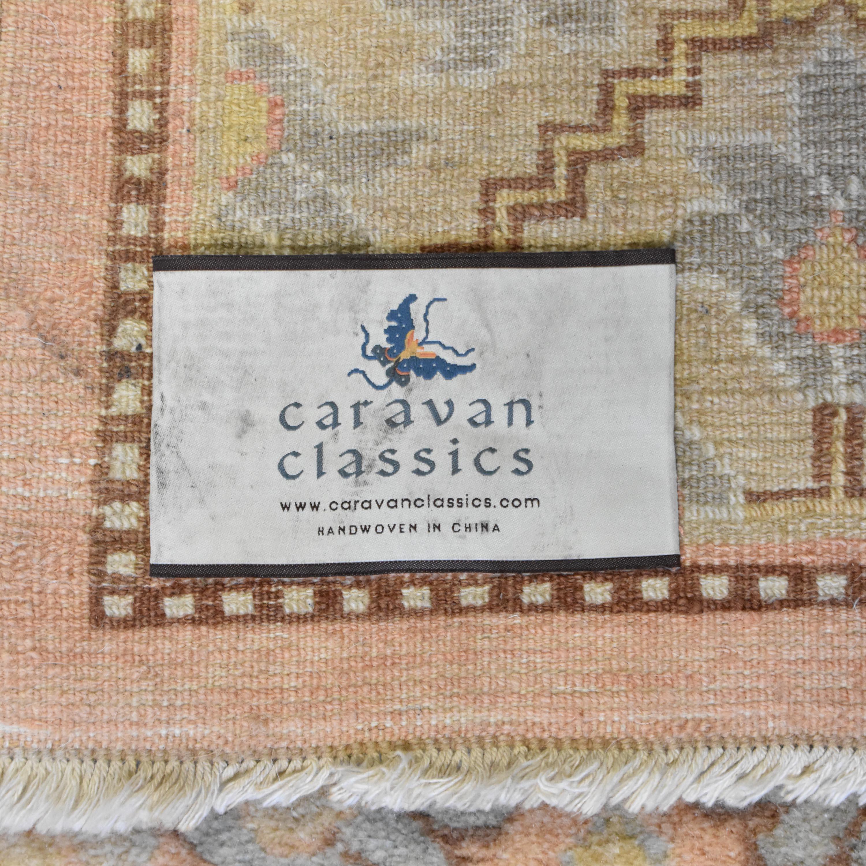 Caravan Classics Caravan Classics Patterned Area Rug Decor