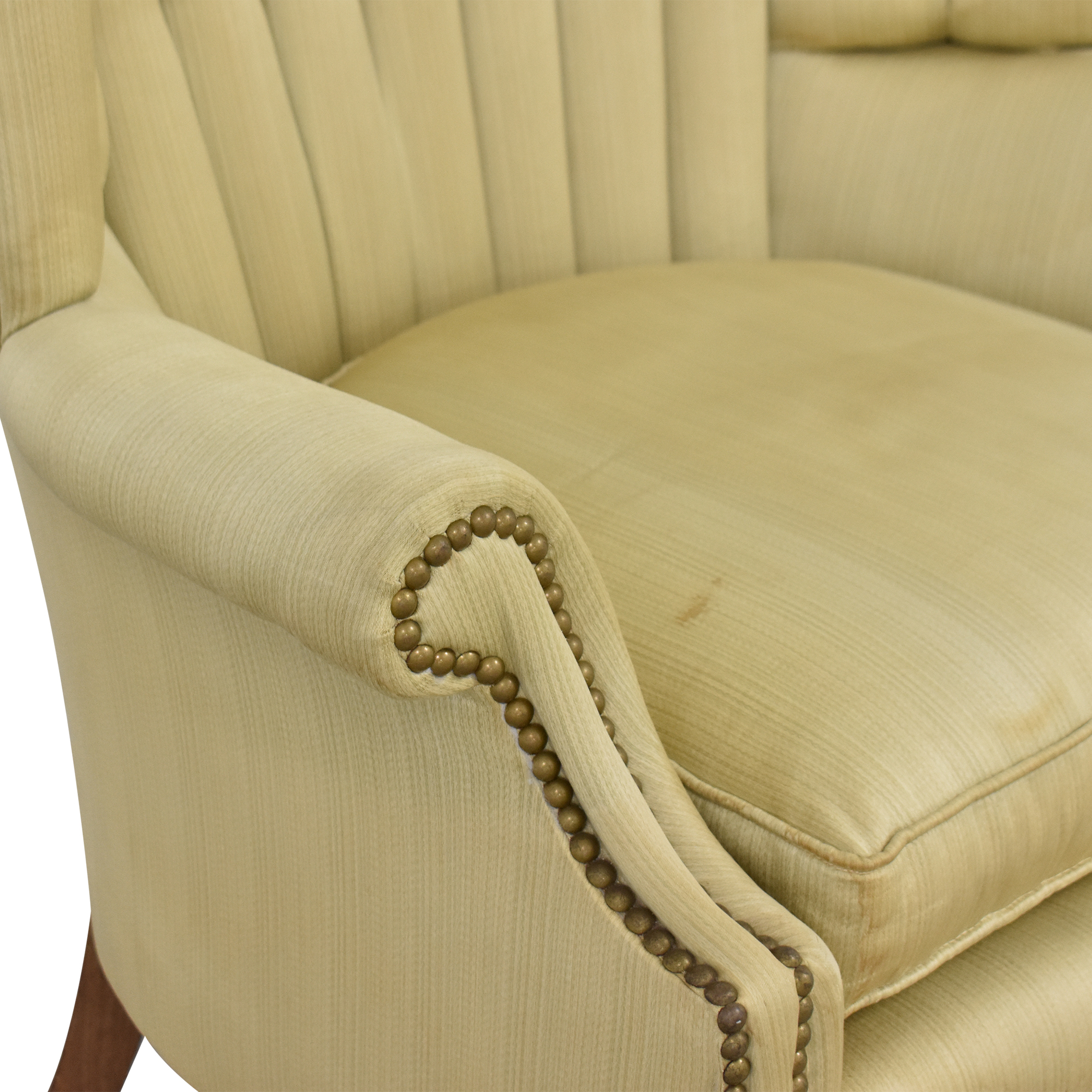 Wingback Accent Armchair on sale
