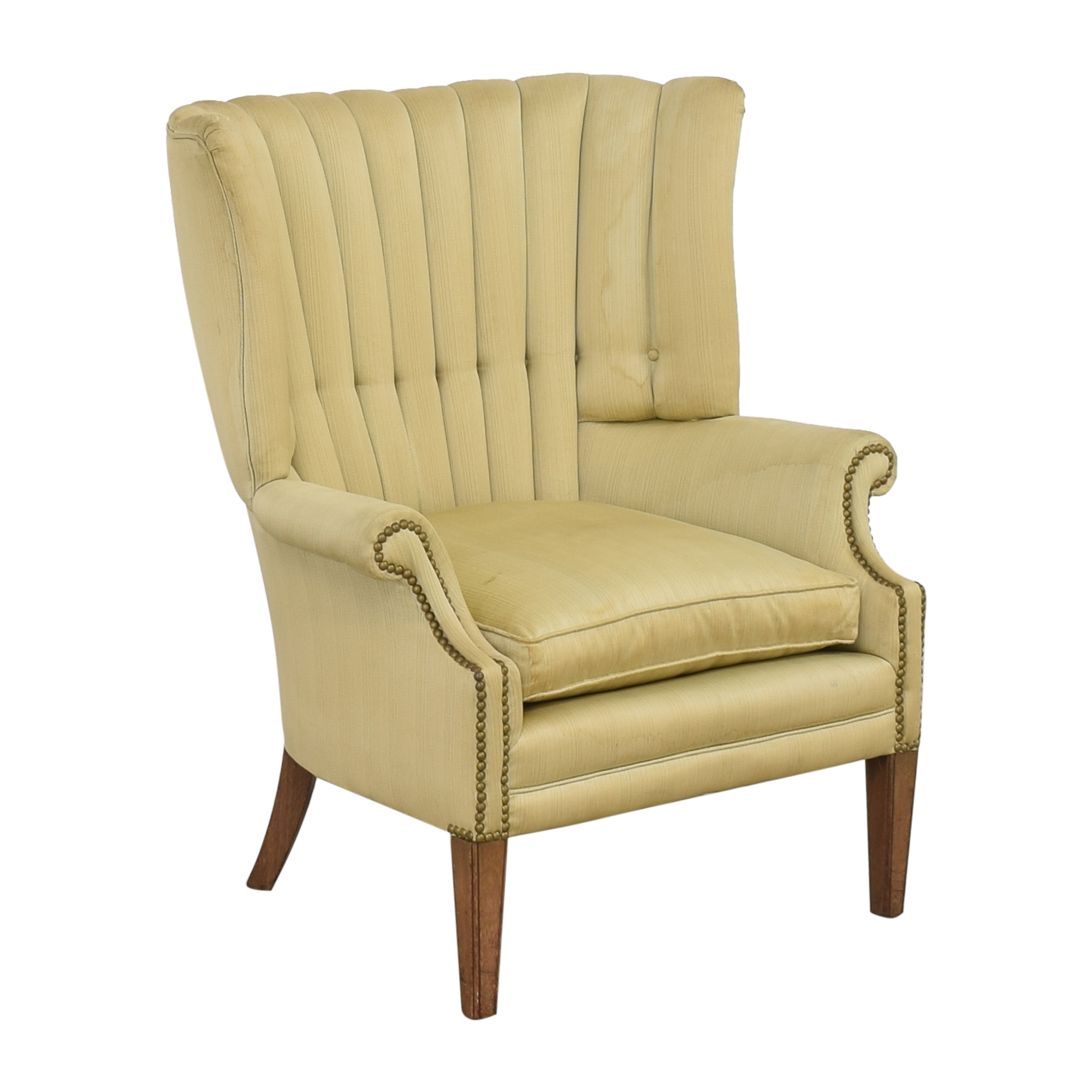 shop Wingback Accent Armchair  Accent Chairs