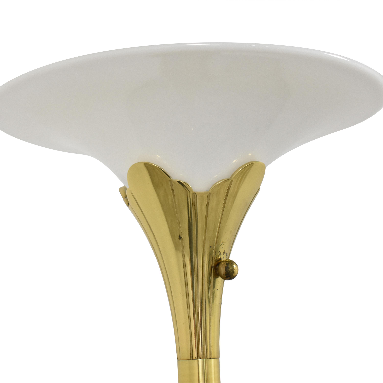 Stiffel Stiffel Torchiere Style Floor Lamp ma