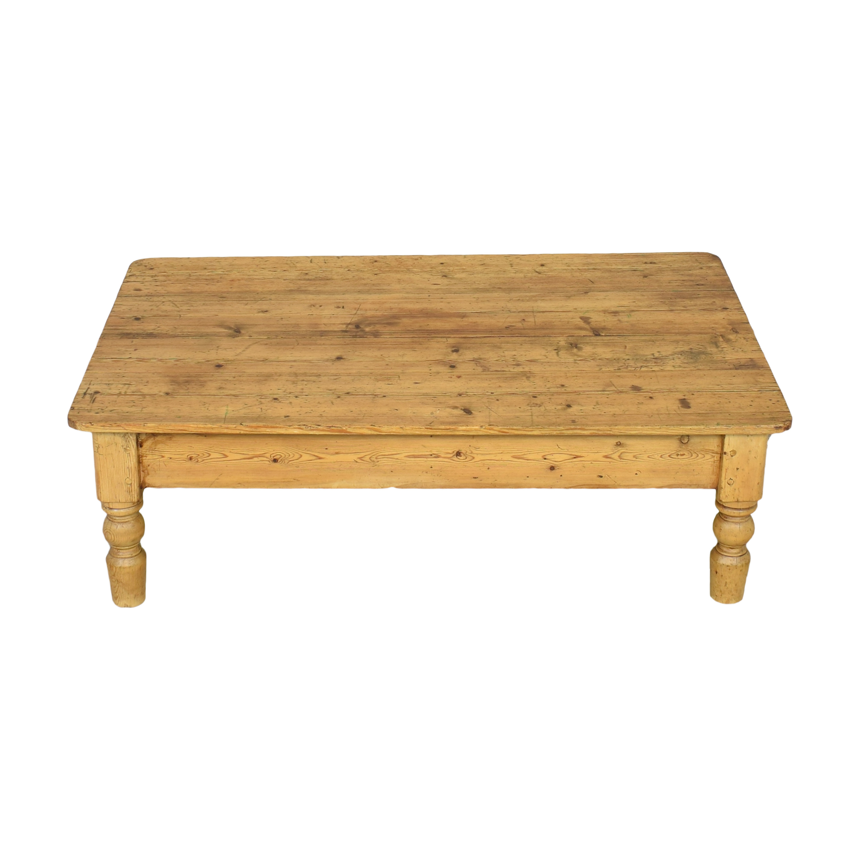 The Pine Mine Coffee Table Tables