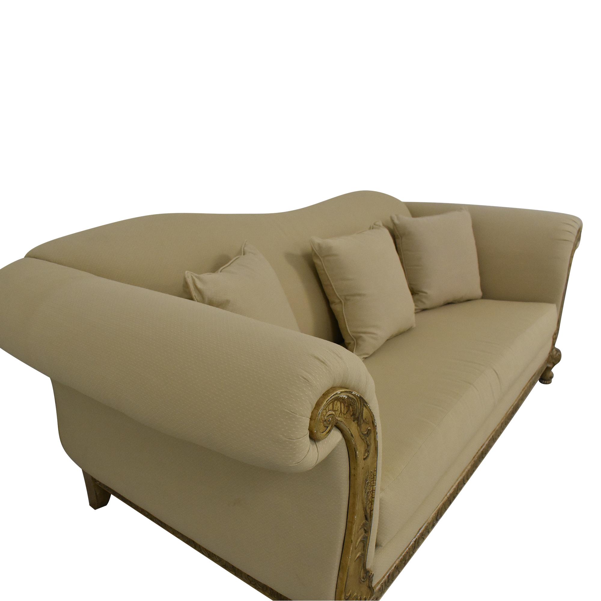 shop Levitz Roll Arm Sofa Levitz Classic Sofas