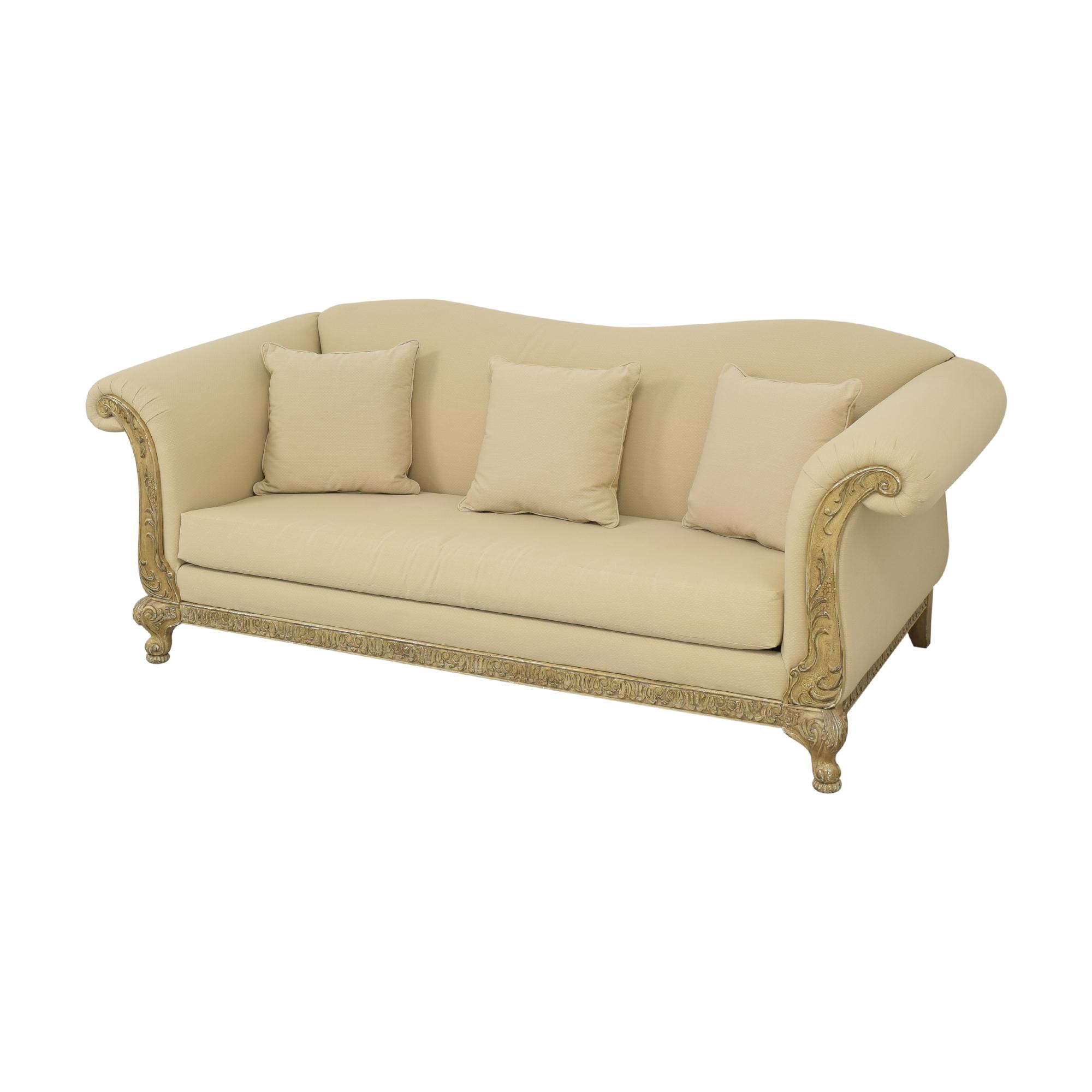 Levitz Levitz Roll Arm Sofa Sofas