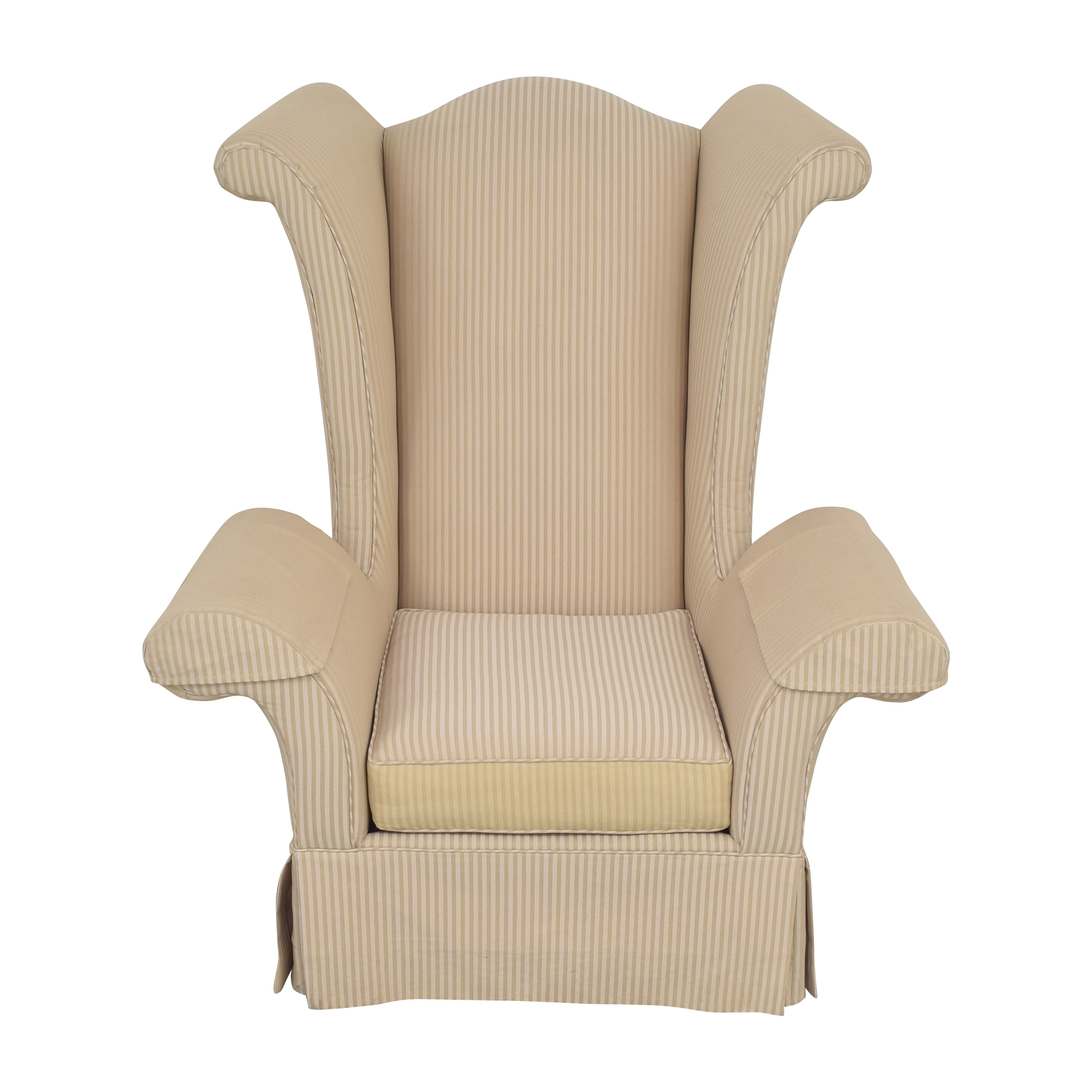 buy Levitz Wing Back Chair Levitz Accent Chairs