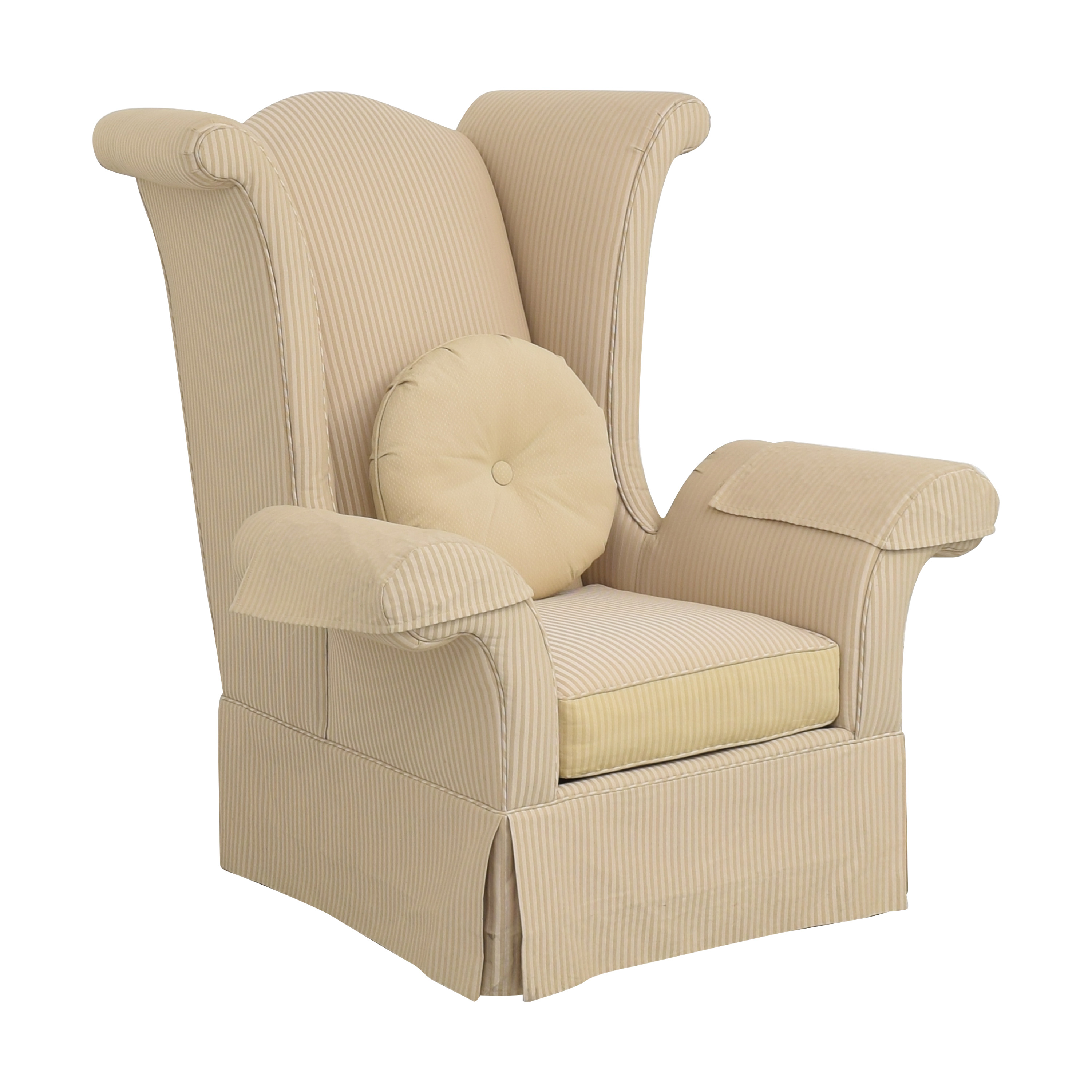buy Levitz Wing Back Chair Levitz