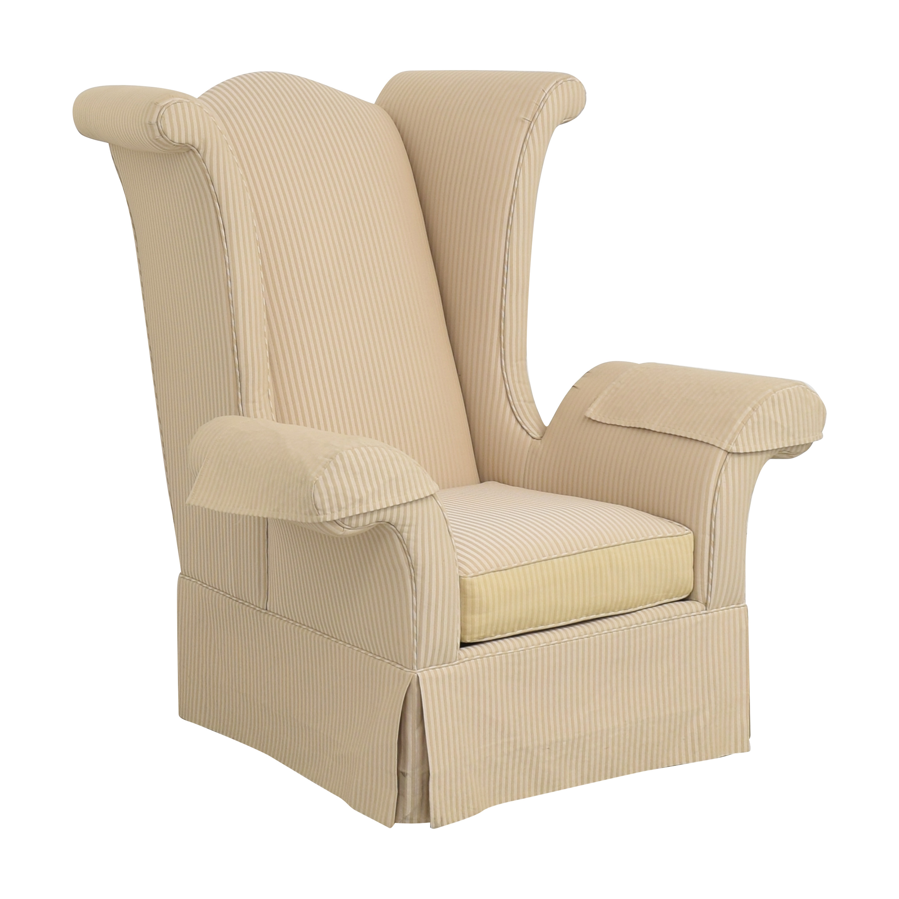 Levitz Wing Back Chair sale