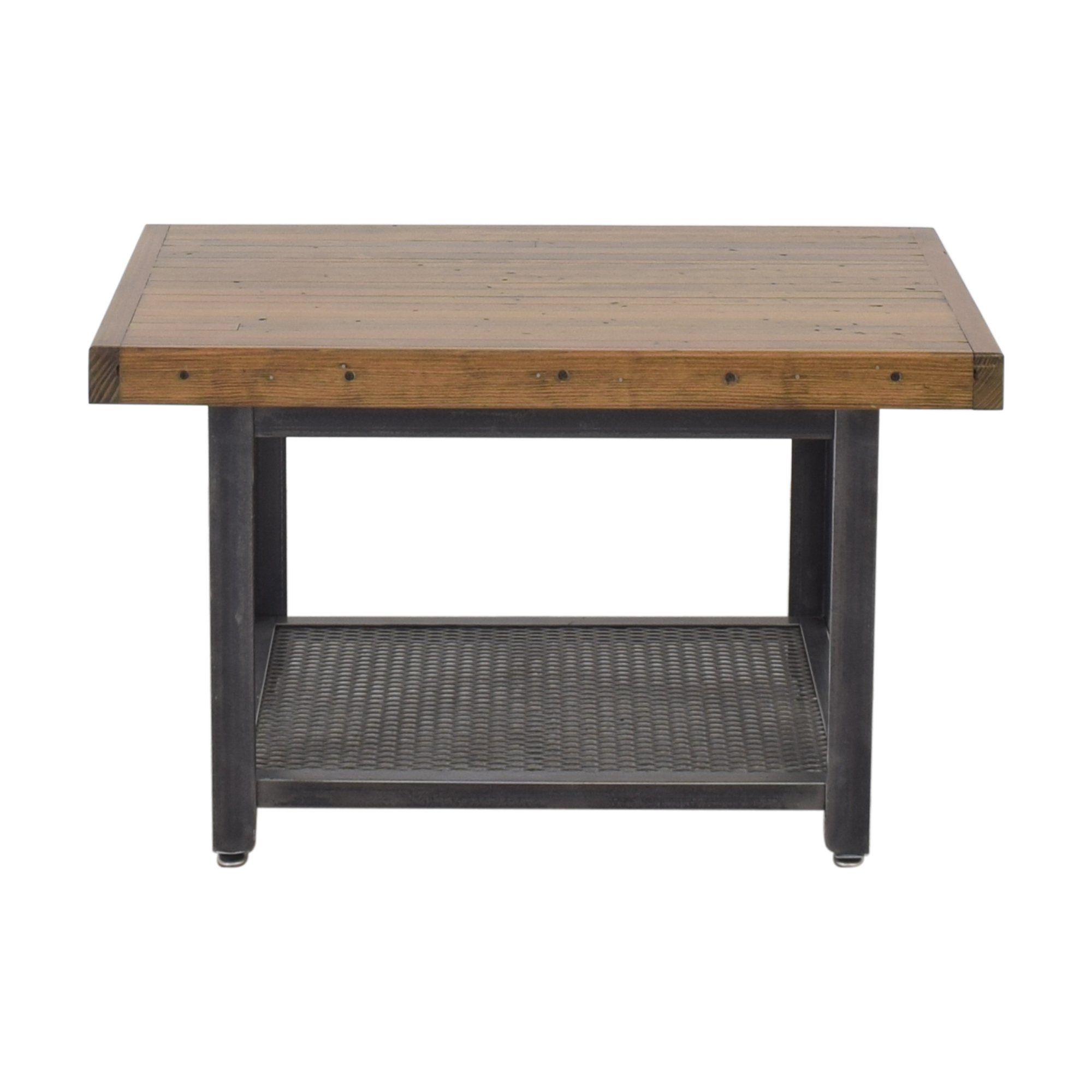 Brooklyn Reclaimed Industrial Coffee Table / Coffee Tables