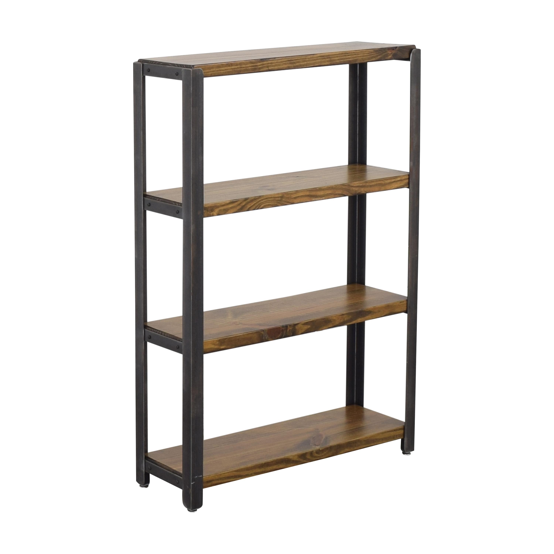 Industrial Style Bookshelf ma