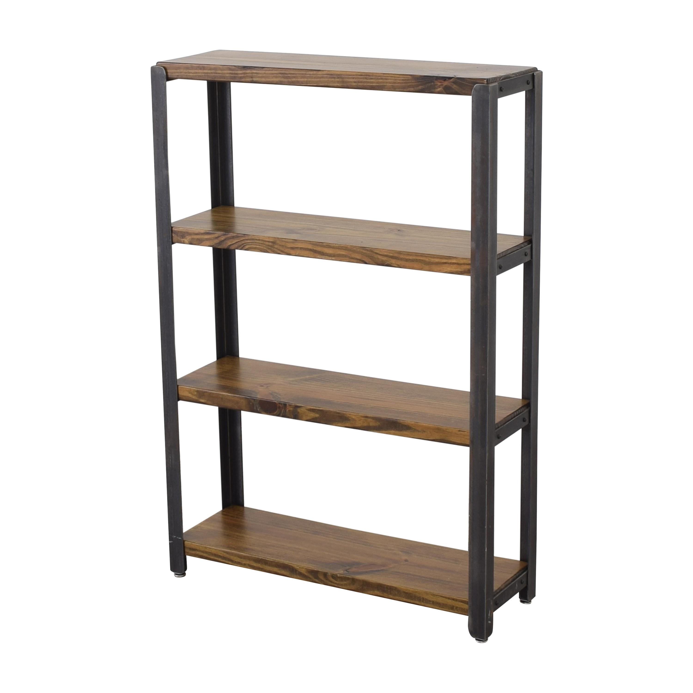 Industrial Style Bookshelf nj