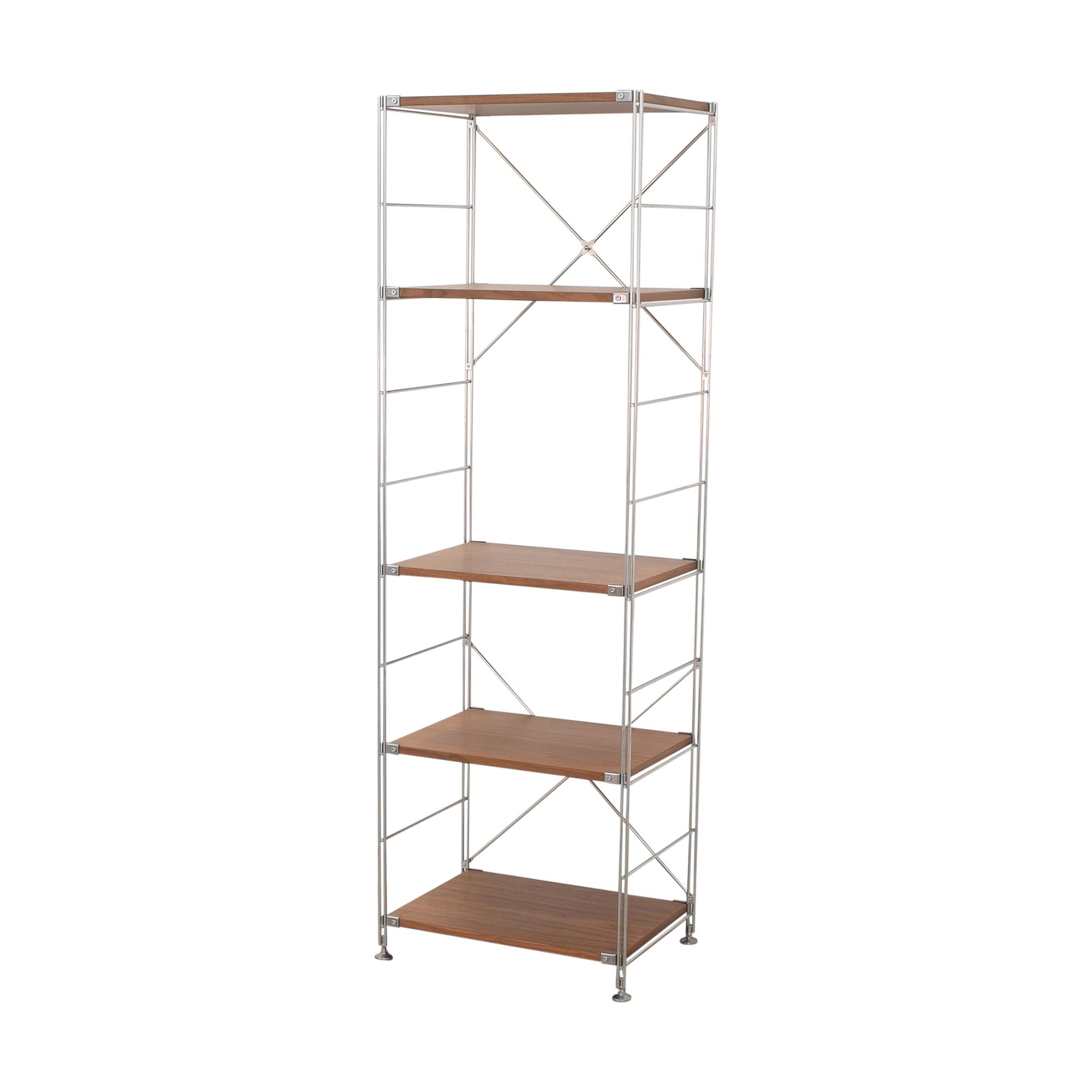 Muji Minimalist Shelf Set / Bookcases & Shelving