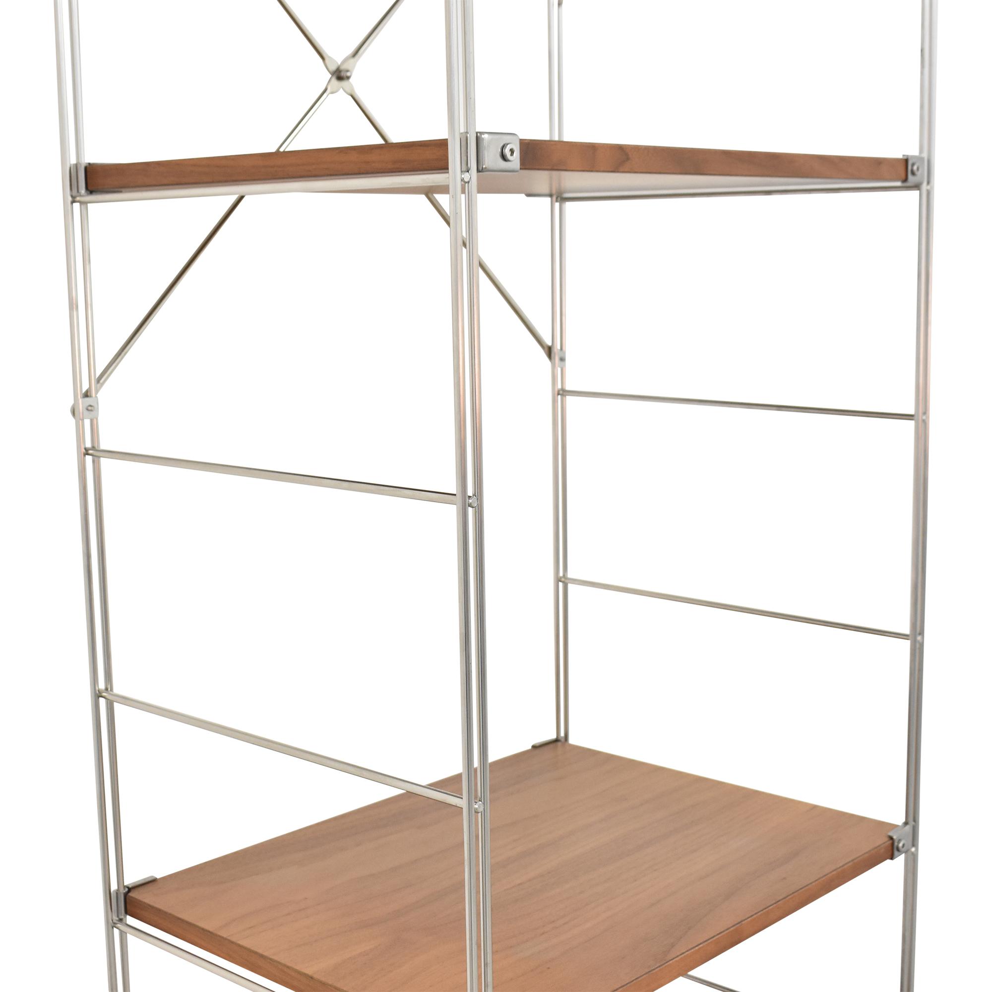 shop Muji Minimalist Shelf Set Muji Storage
