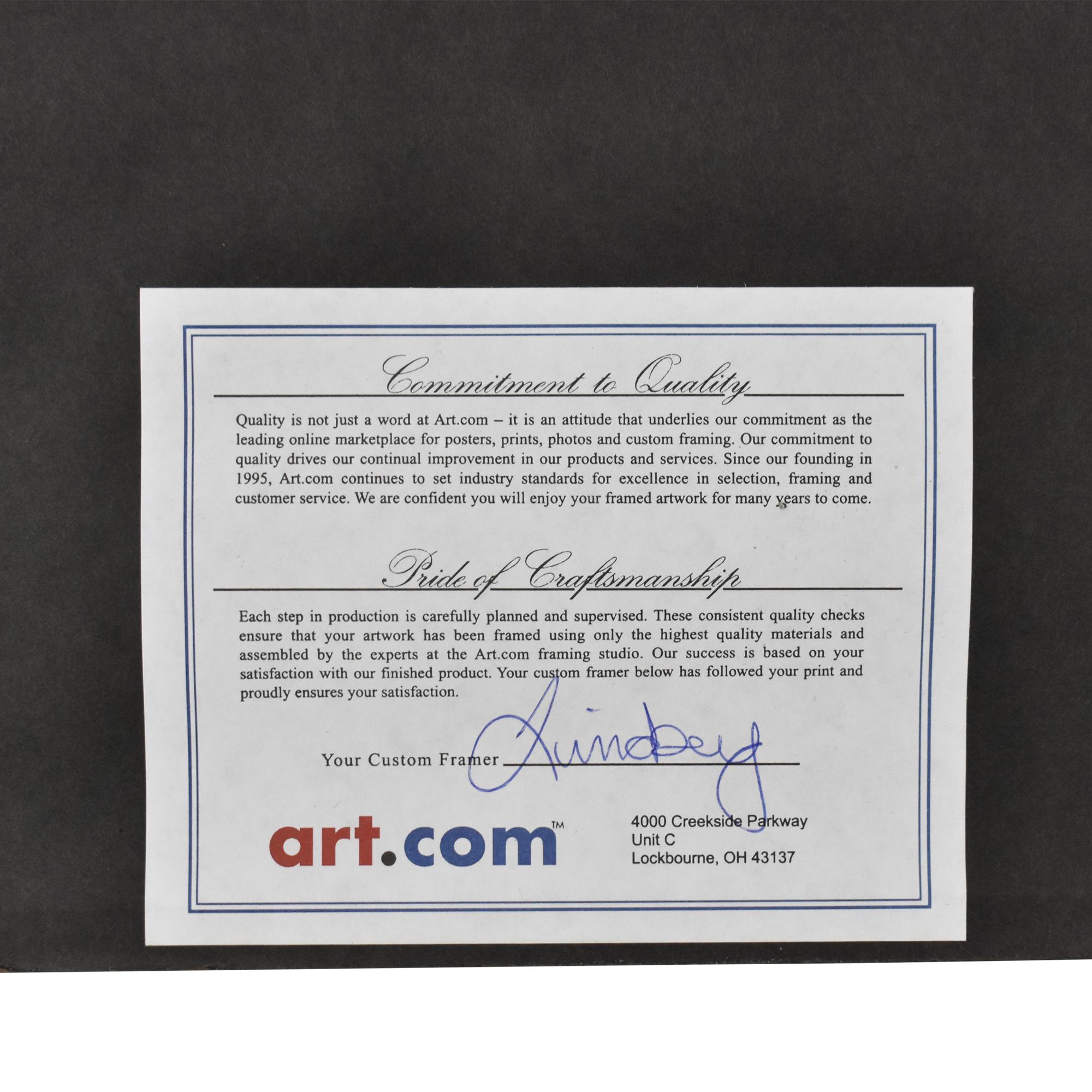 Art.com Art.com Framed Wall Art multi