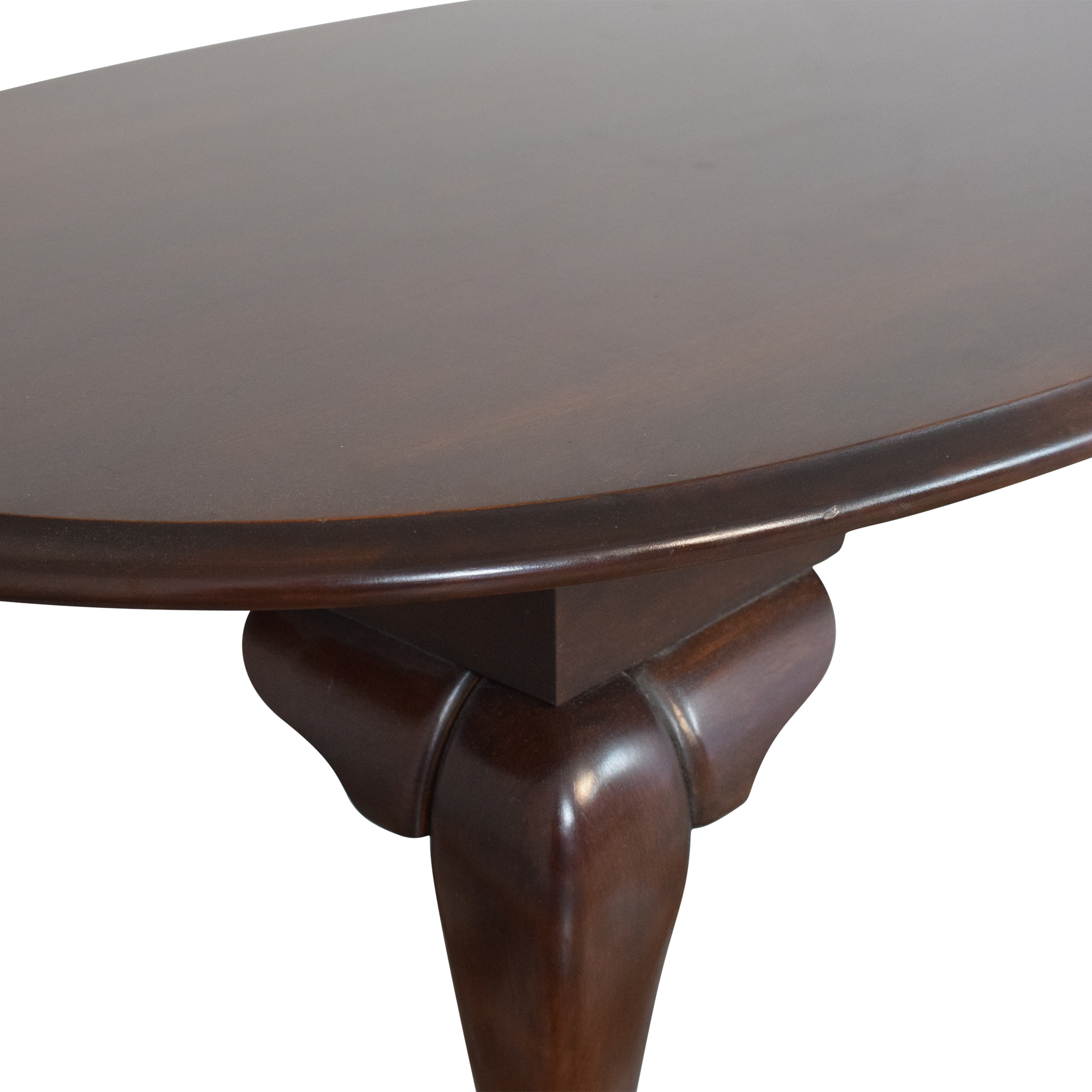 Queen Anne Style Coffee Table / Coffee Tables