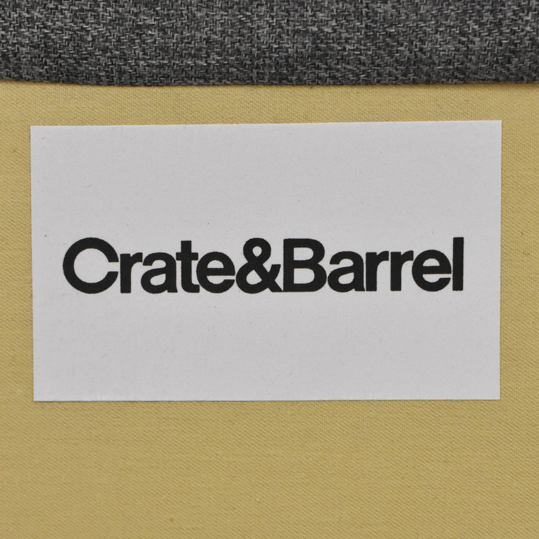 shop Crate & Barrel Crate & Barrel Petrie Midcentury Sofa online