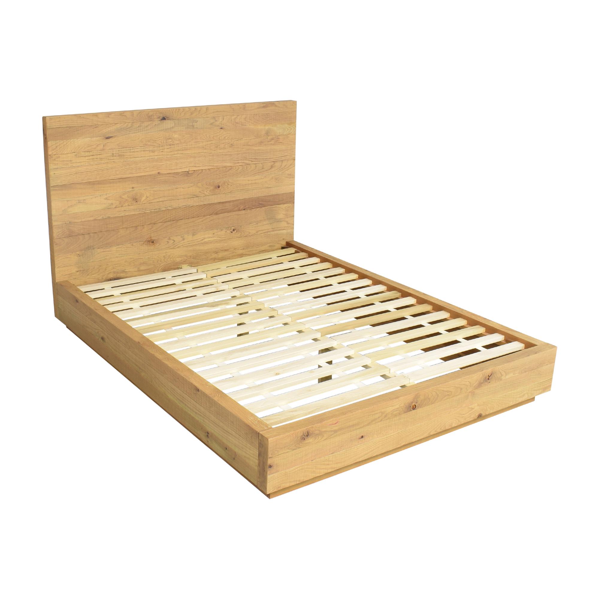 shop Crate & Barrel Crate & Barrel Cas Queen Bed online