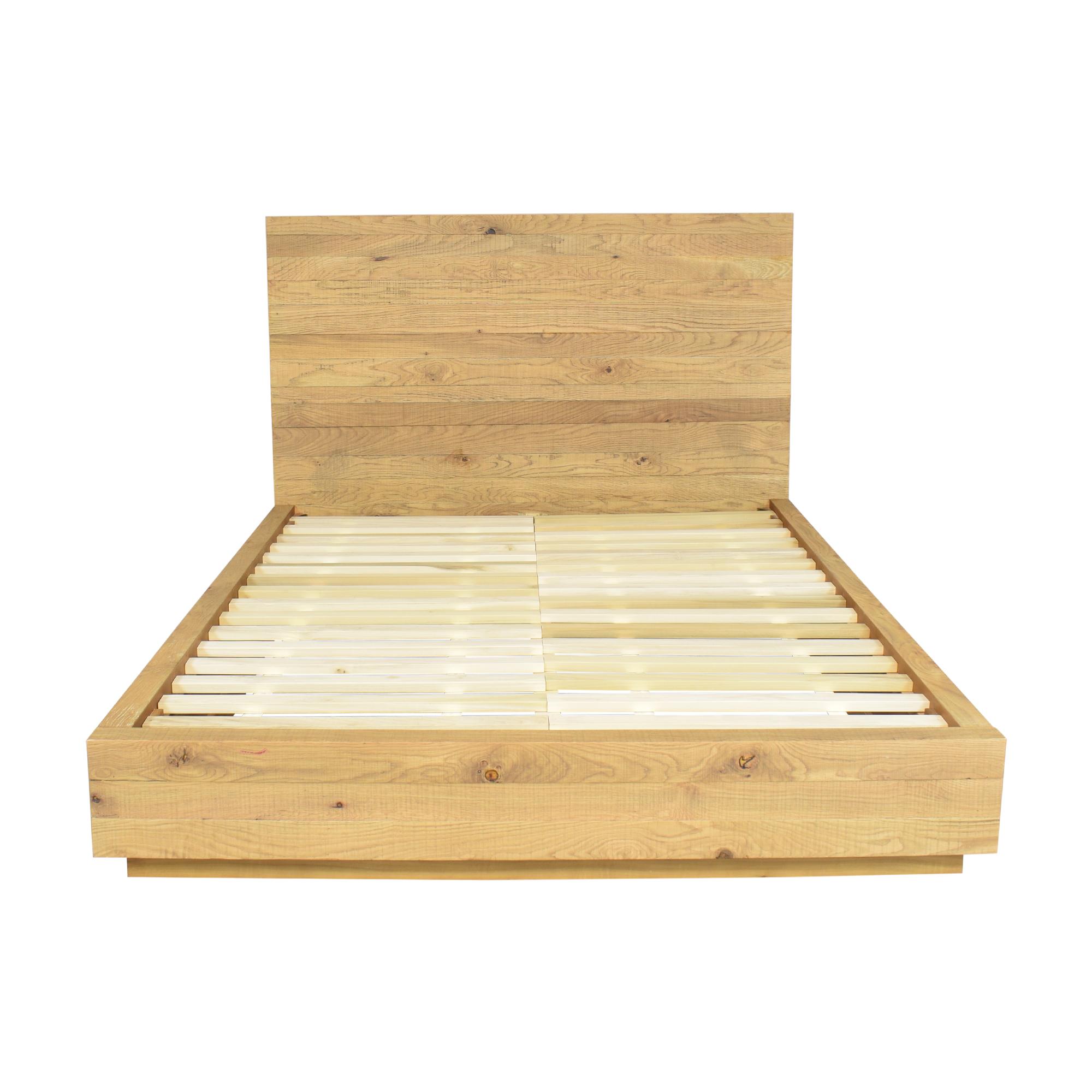 Crate & Barrel Crate & Barrel Cas Queen Bed nj