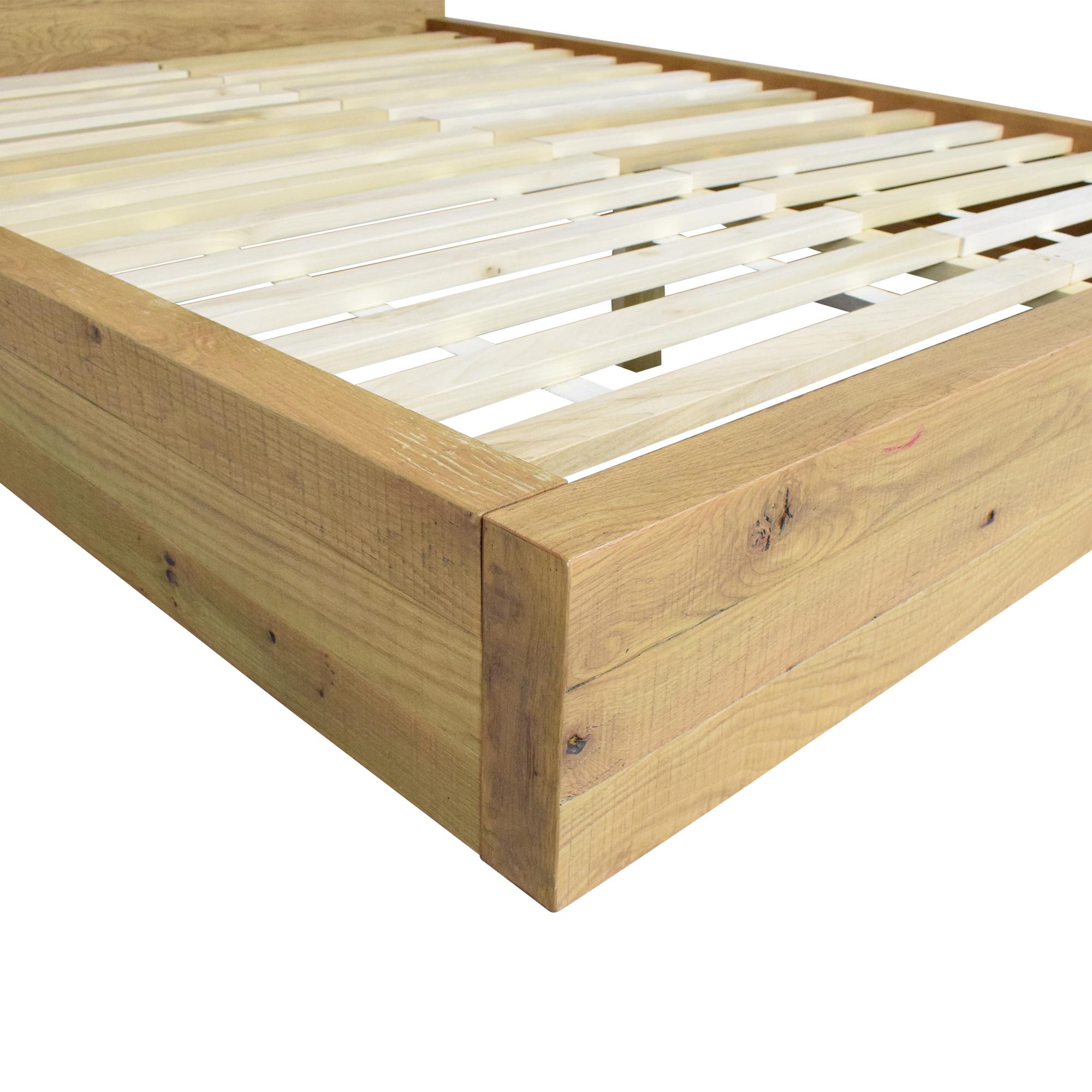 Crate & Barrel Crate & Barrel Cas Queen Bed on sale