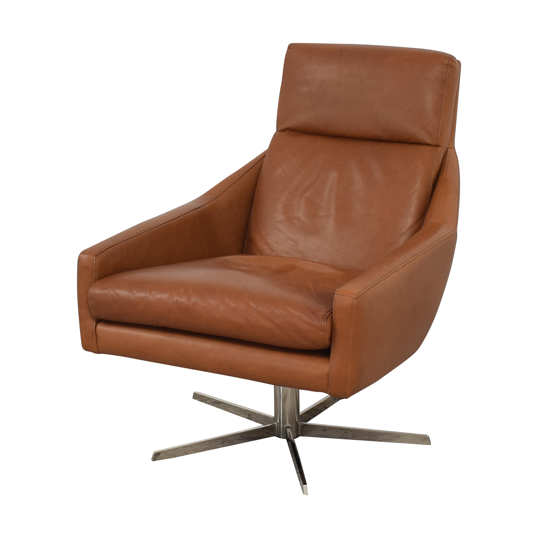 West Elm West Elm Austin Swivel Chair nyc